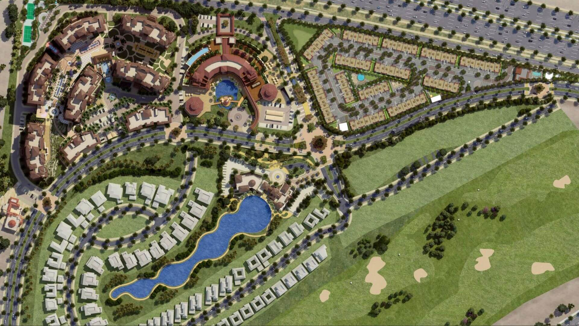 ALANDALUS, Jumeirah Golf Estates, Dubai, EAU – foto 2