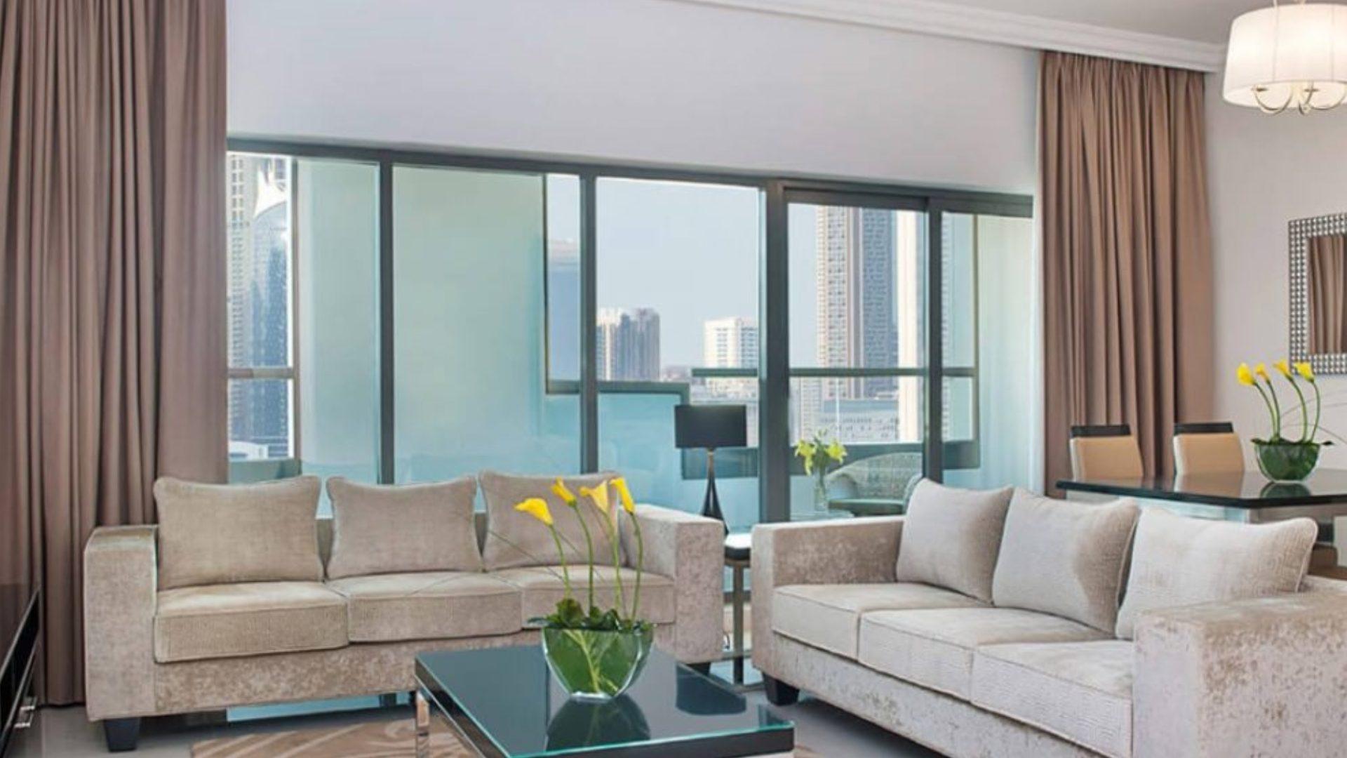 Apartamento en venta en Dubai, EAU, 1 dormitorio, 110 m2, № 24308 – foto 3