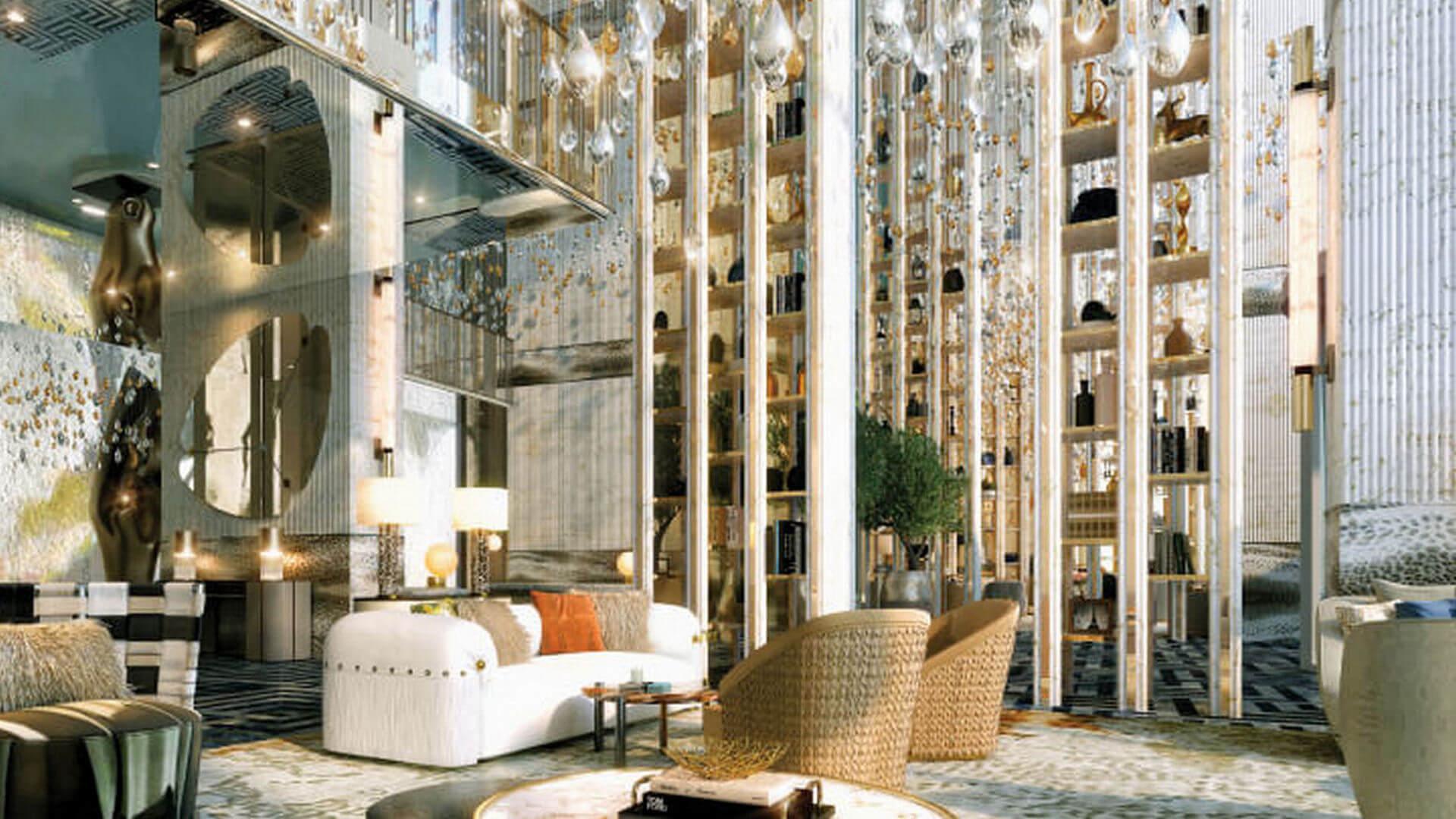 Apartamento en venta en Dubai, EAU, 1 dormitorio, 85 m2, № 24570 – foto 4