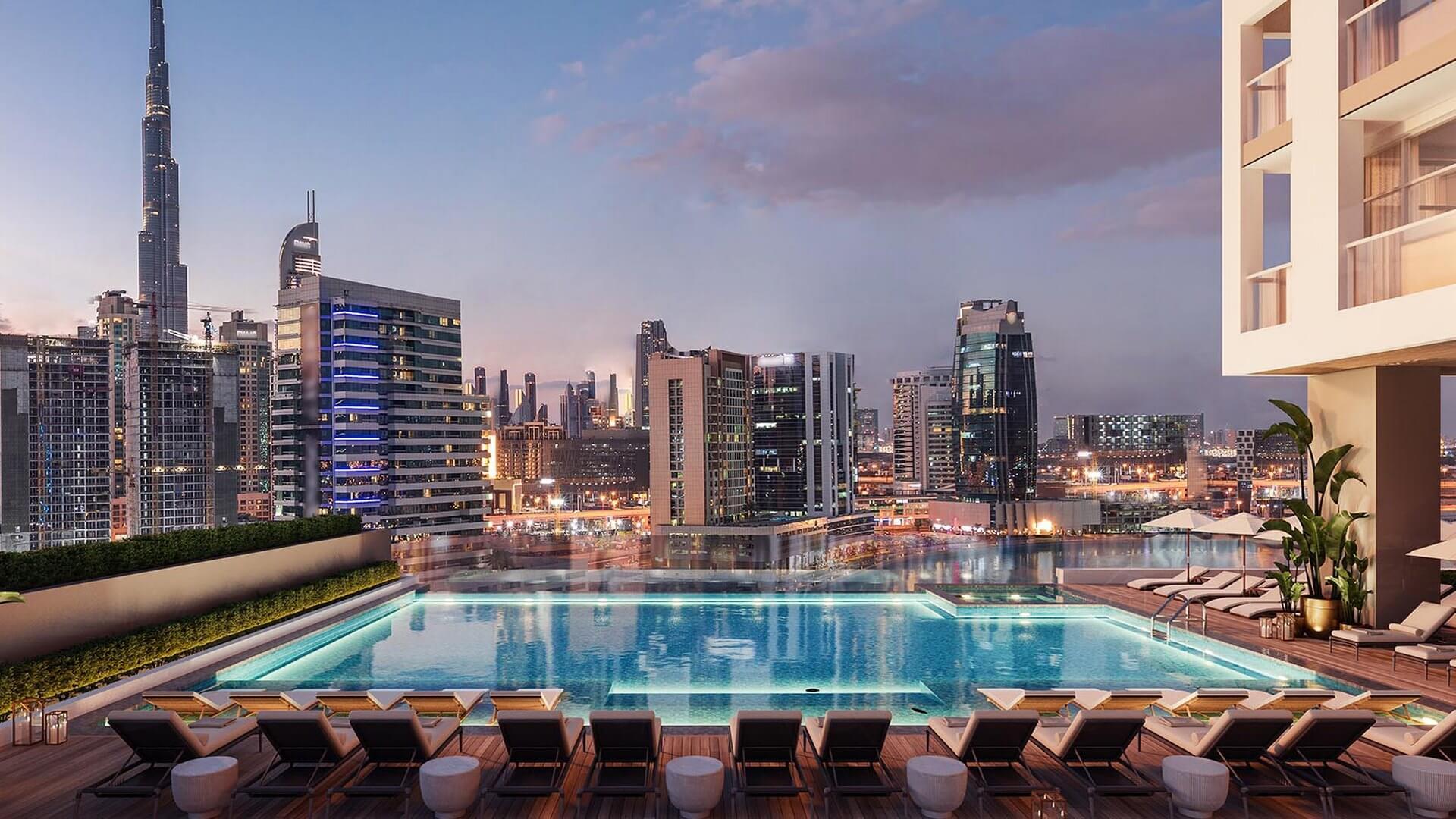 Apartamento en venta en Dubai, EAU, 2 dormitorios, 123 m2, № 24542 – foto 3