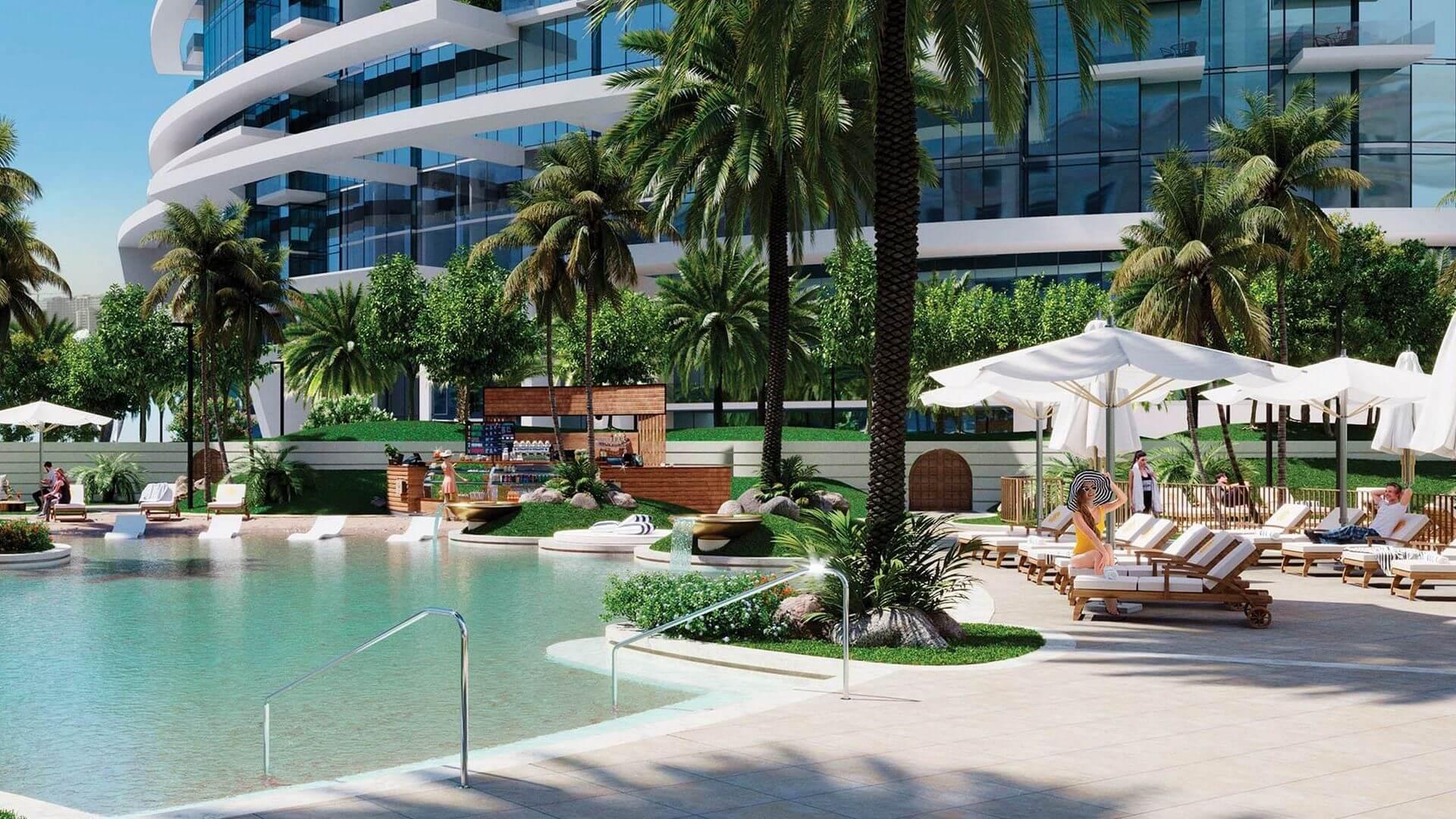 Apartamento en venta en Dubai, EAU, 1 dormitorio, 81 m2, № 24569 – foto 3
