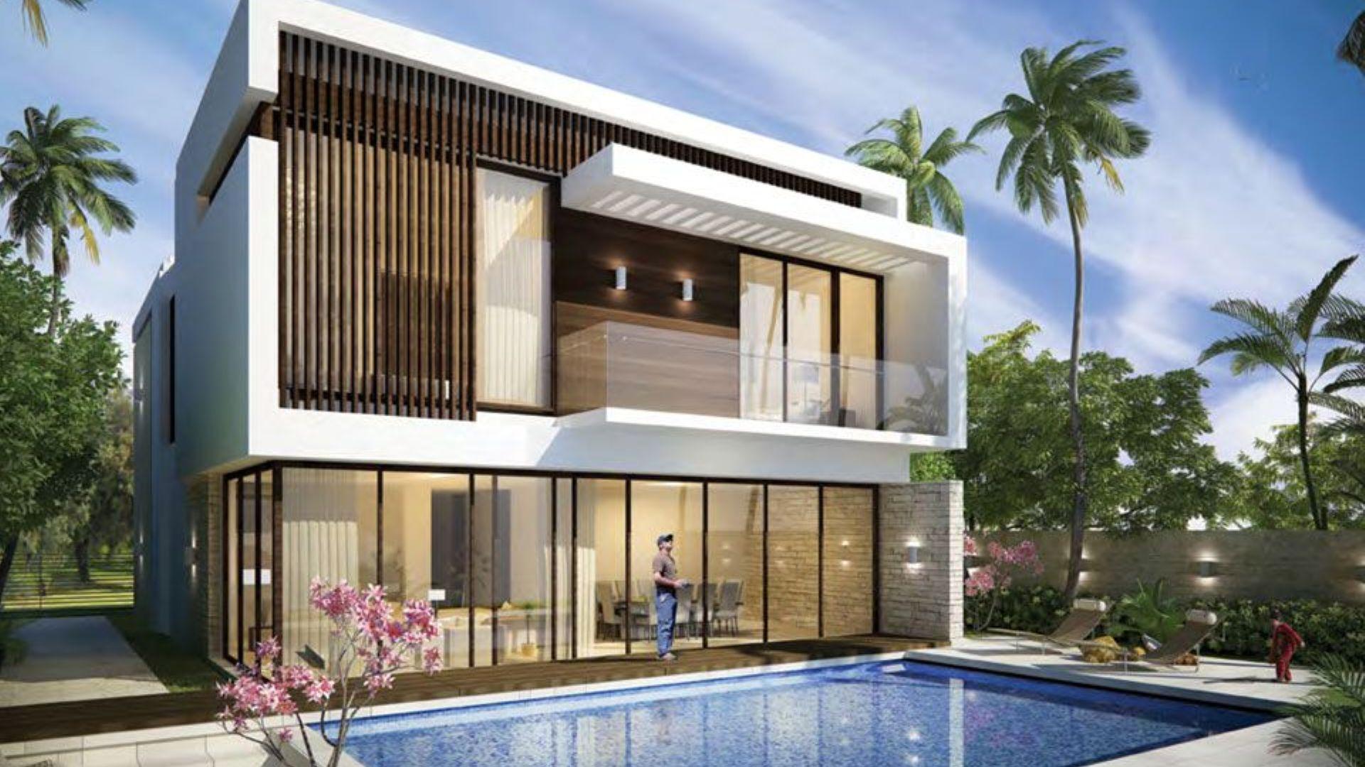 Villa en venta en Dubai, EAU, 5 dormitorios, 541 m2, № 24526 – foto 1