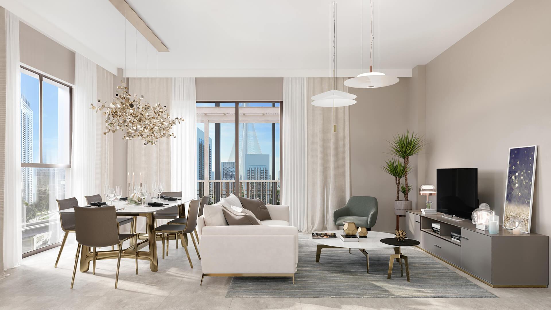 Apartamento en venta en Dubai, EAU, 3 dormitorios, 138 m2, № 24563 – foto 1