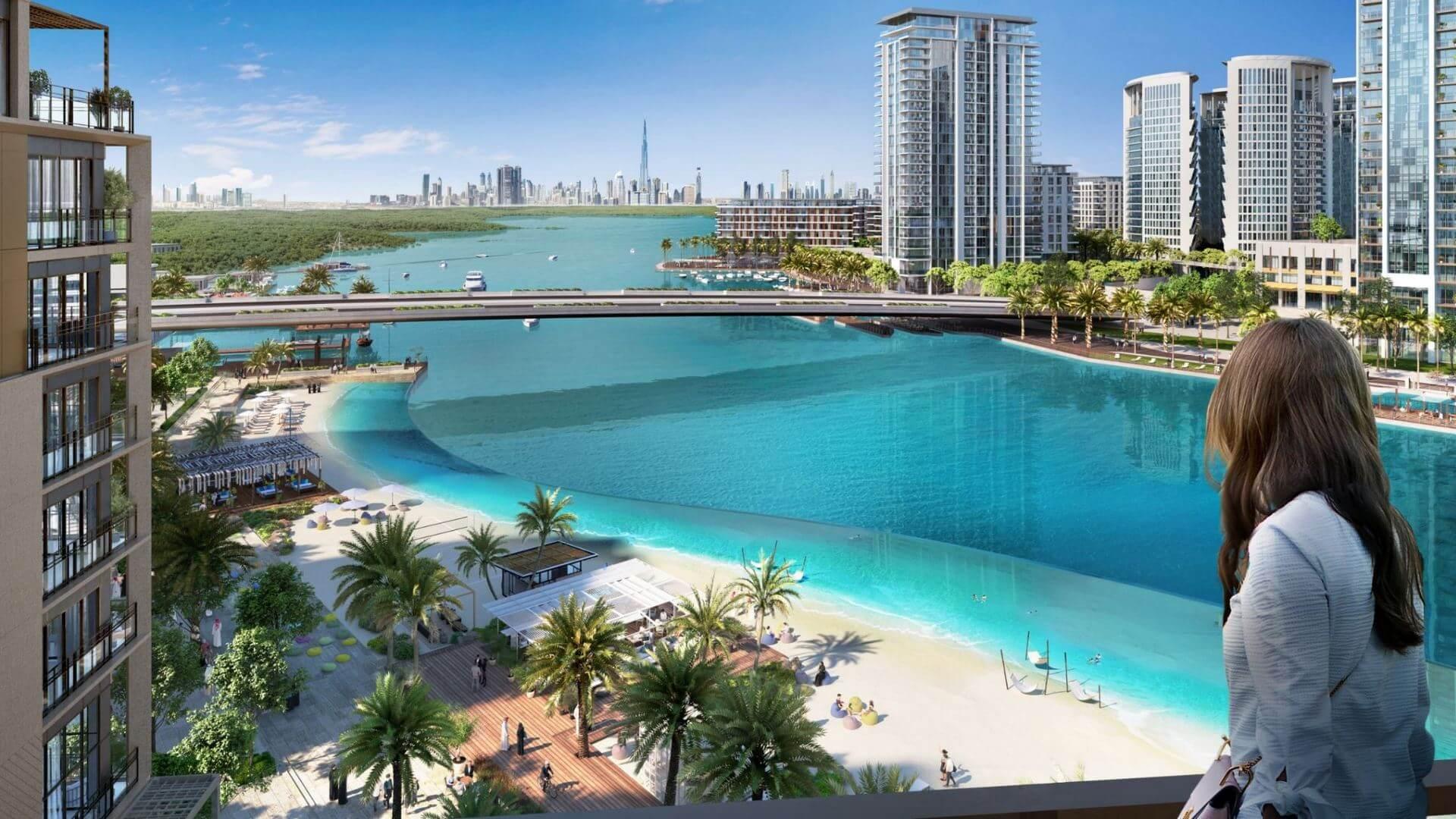 BAYSHORE, Dubai Creek Harbour (The Lagoons), EAU – foto 3