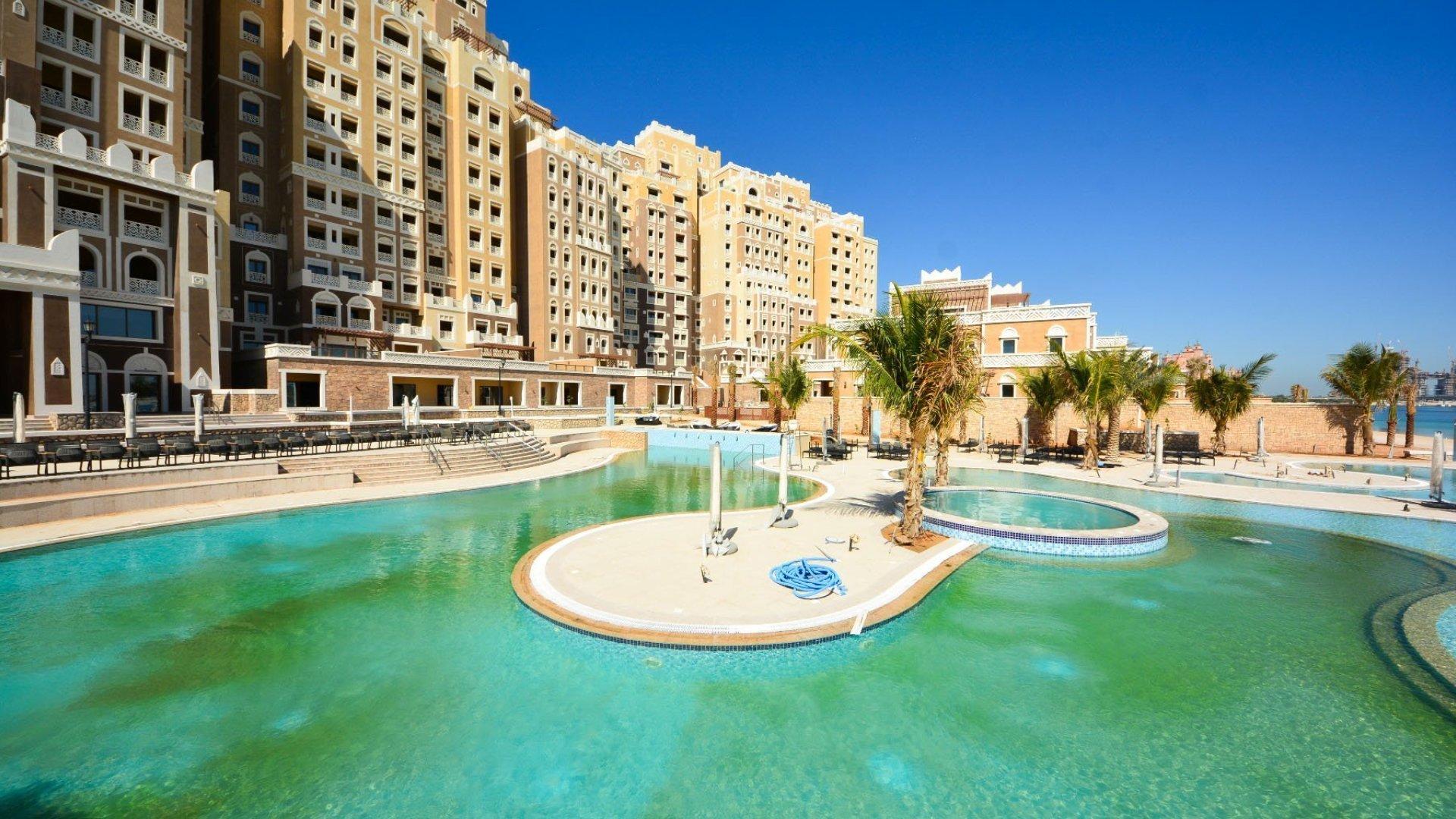 BALQIS RESIDENCE, Palm Jumeirah, Dubai, EAU – foto 8