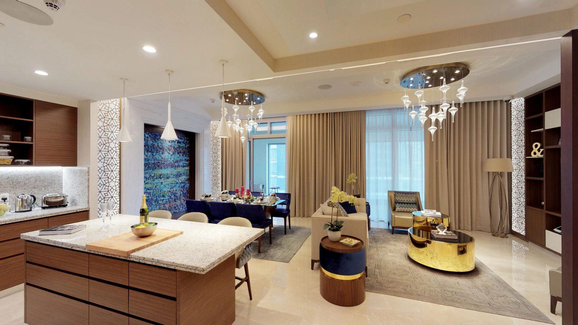 Apartamento en venta en Dubai, EAU, 3 dormitorios, 192 m2, № 24364 – foto 2