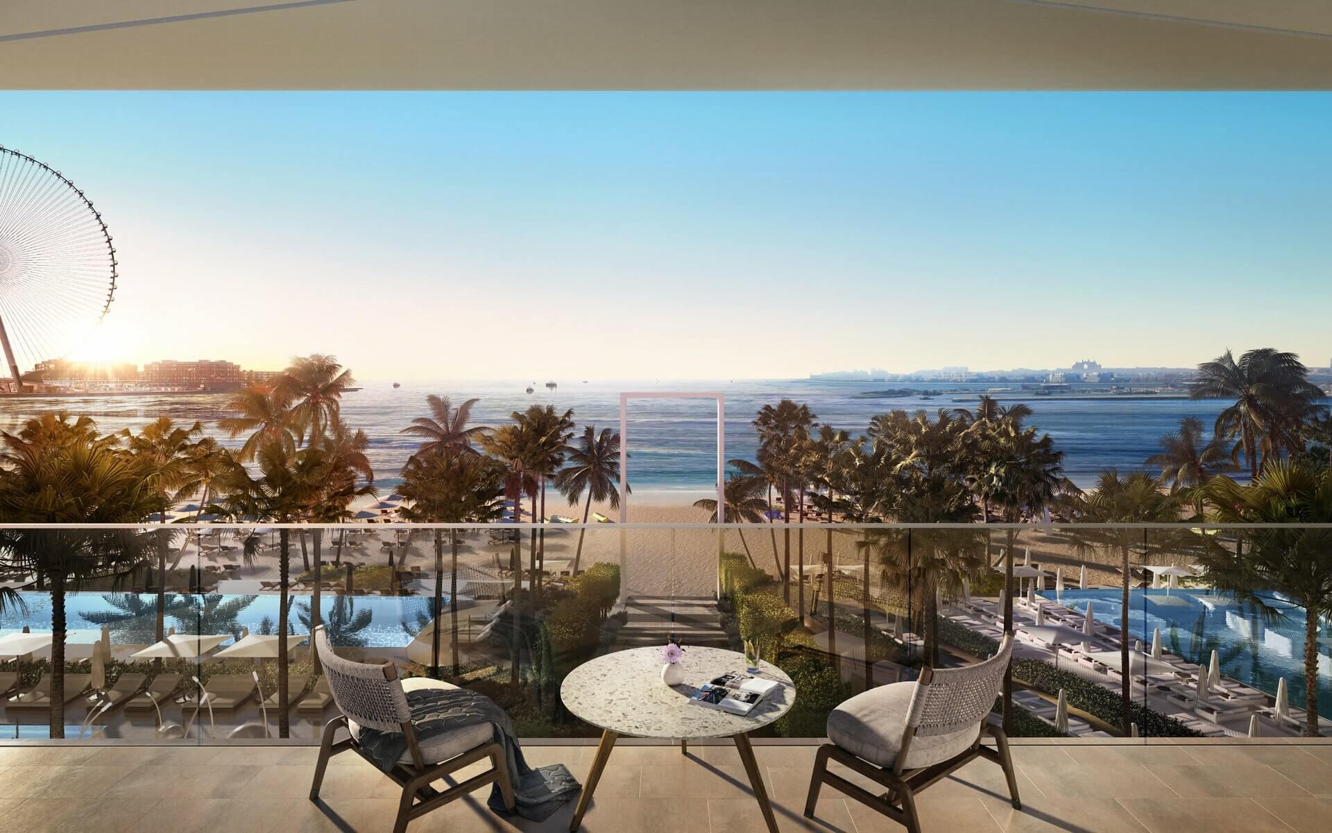 LA VIE, Jumeirah Beach Residence, Dubai, EAU – foto 1