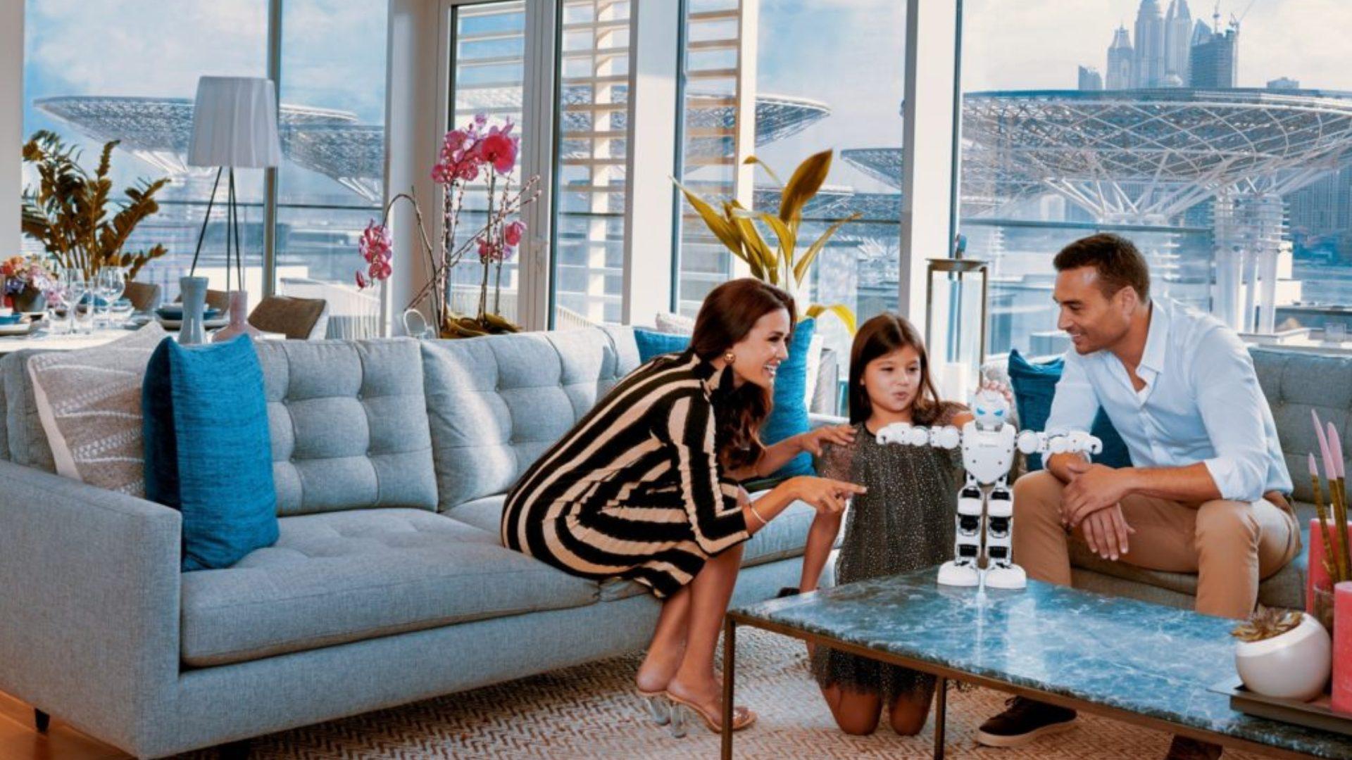 Apartamento en venta en Dubai, EAU, 1 dormitorio, 107 m2, № 24333 – foto 3