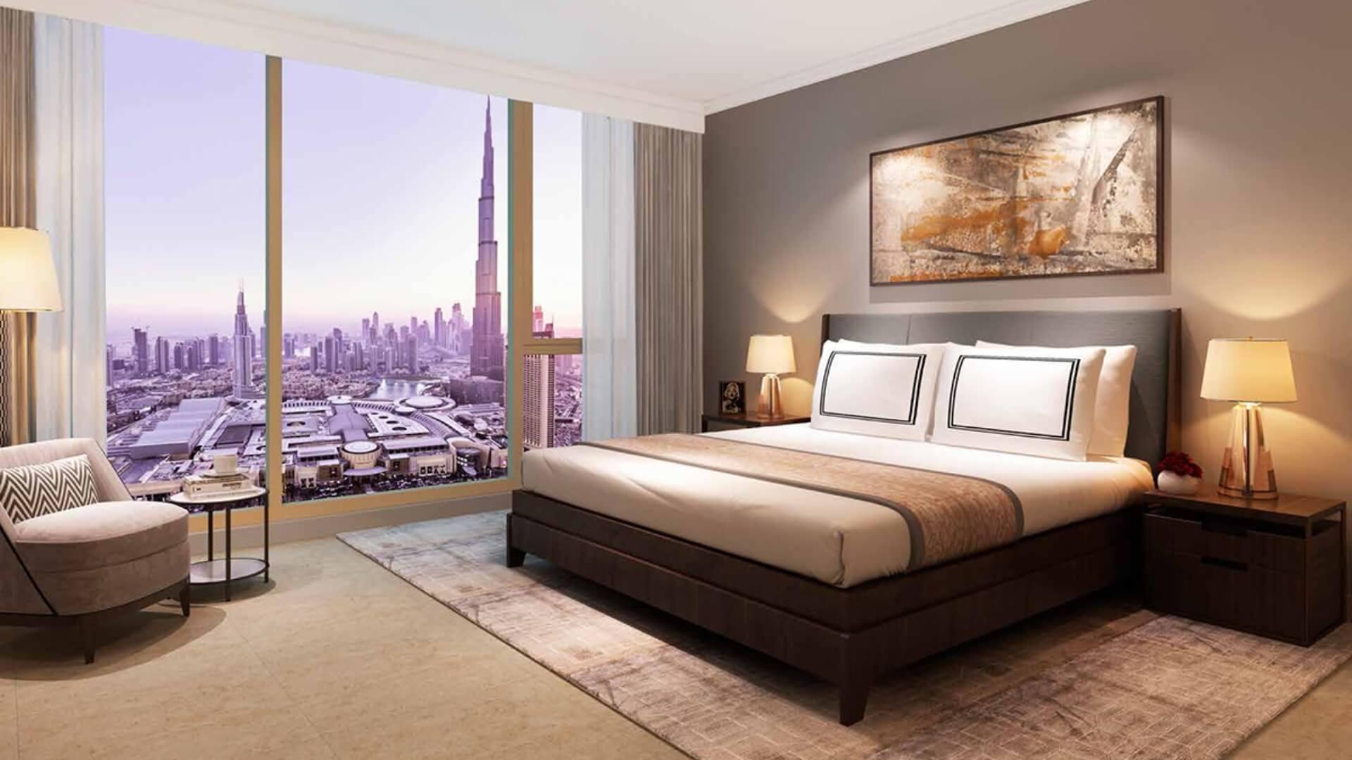 Apartamento en venta en Dubai, EAU, 1 dormitorio, 65 m2, № 24267 – foto 1