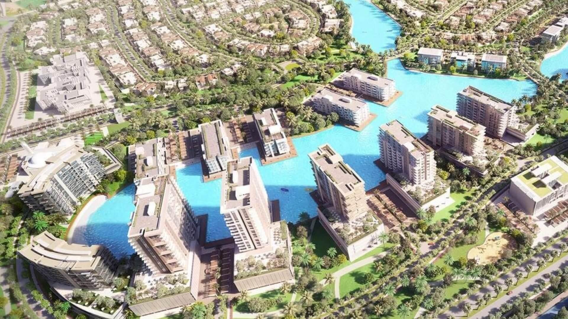 DISTRICT ONE, Mohammed Bin Rashid City, Dubai, EAU – foto 2