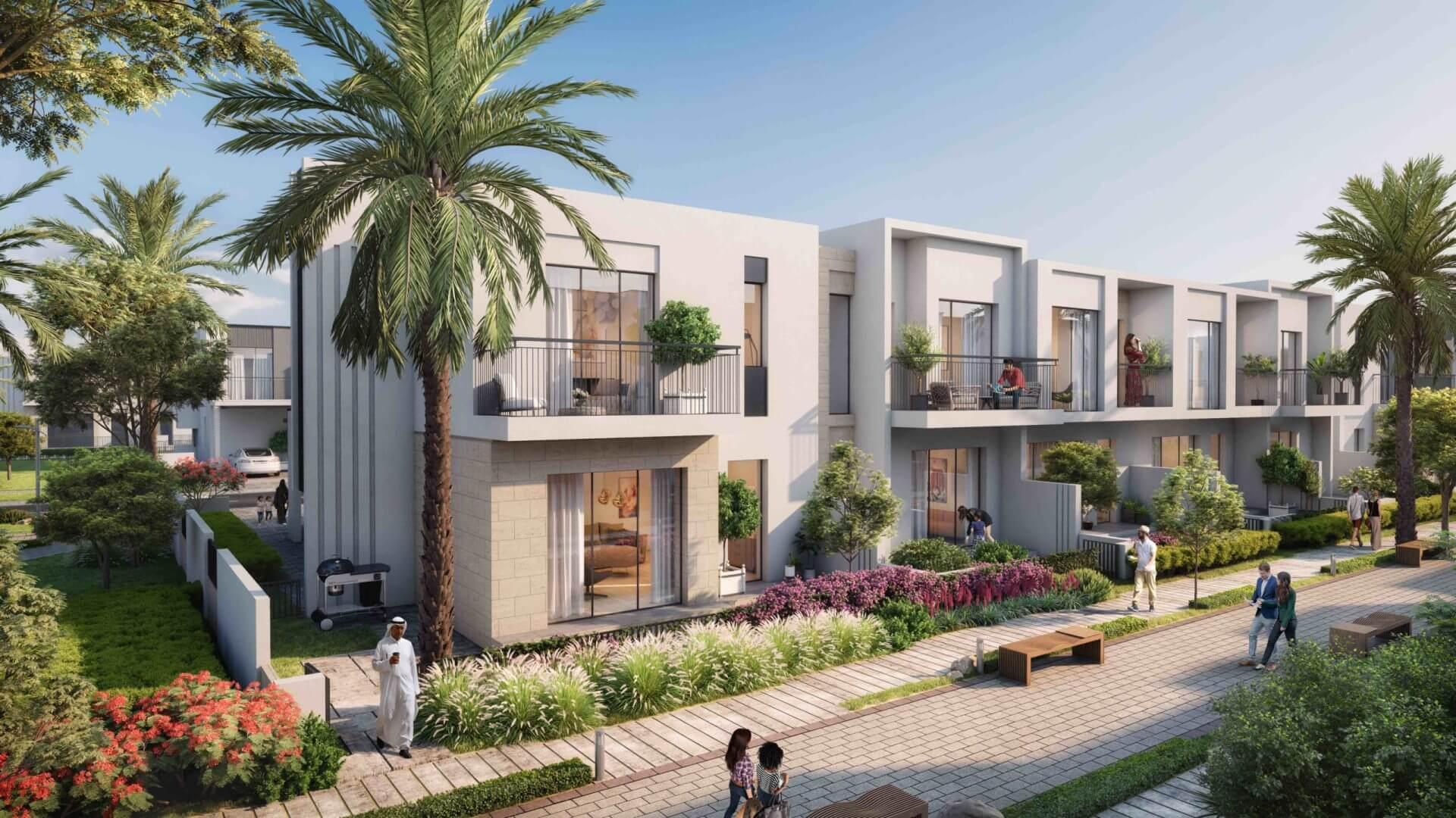 Villa en venta en Dubai, EAU, 4 dormitorios, 228 m2, № 24256 – foto 5