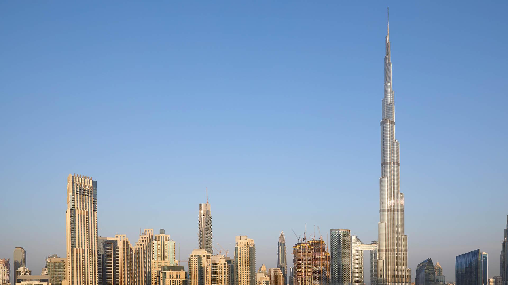 Burj Khalifa - 5