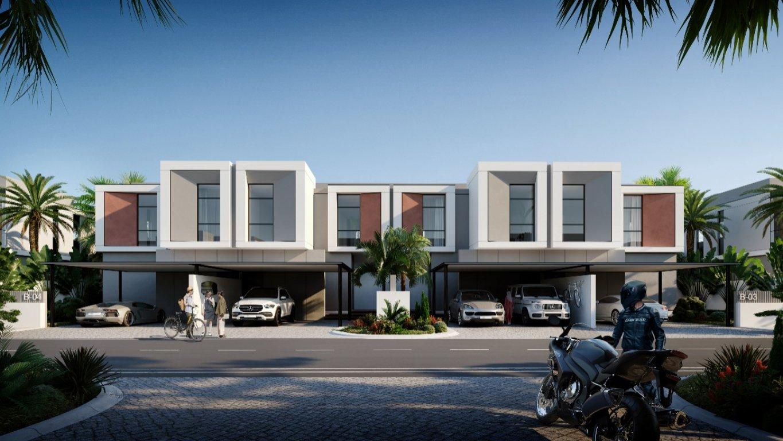 Adosado en venta en Dubai, EAU, 4 dormitorios, 457 m2, № 24532 – foto 4