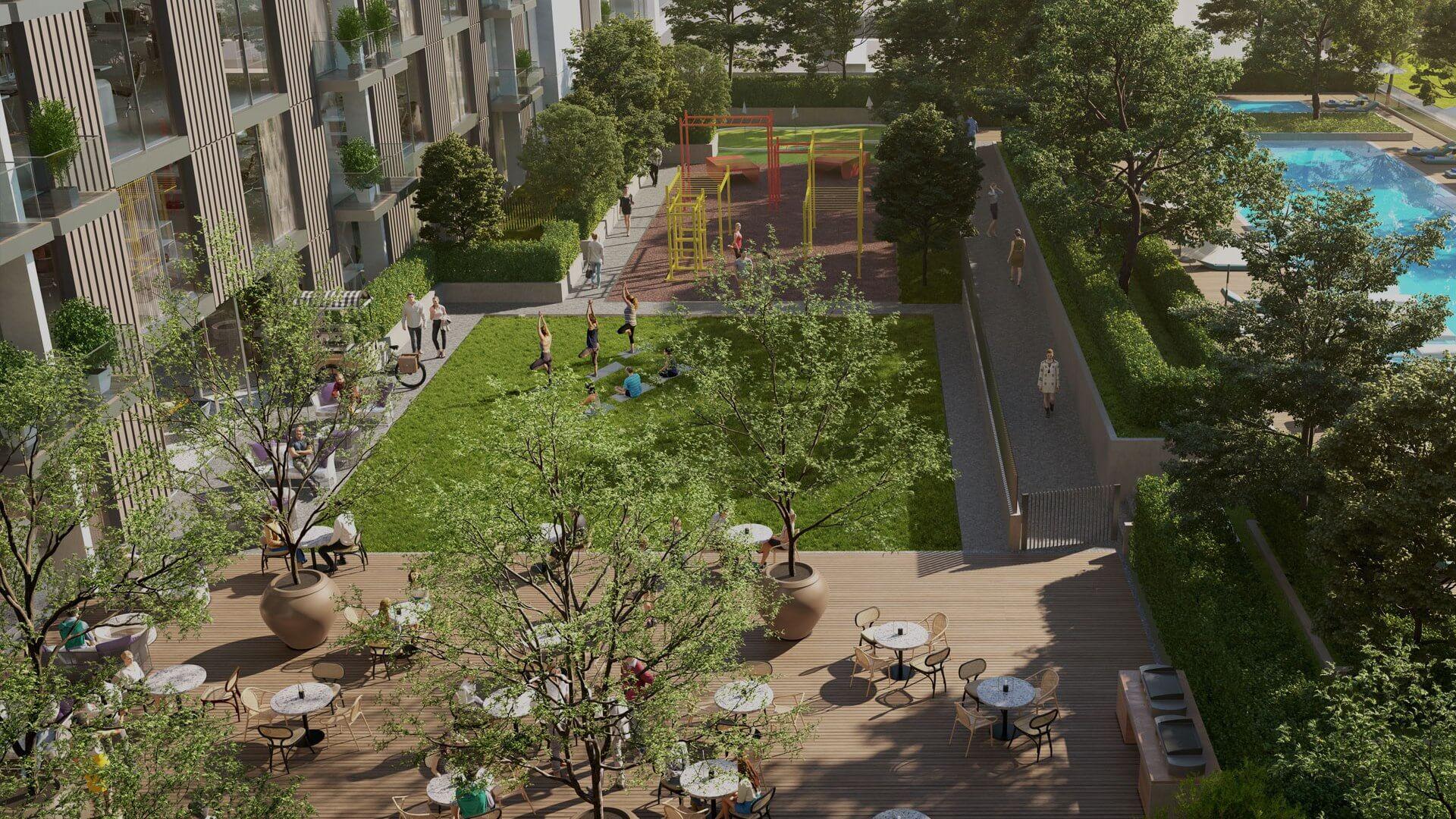 Apartamento en venta en Dubai, EAU, 2 dormitorios, 69 m2, № 24382 – foto 2