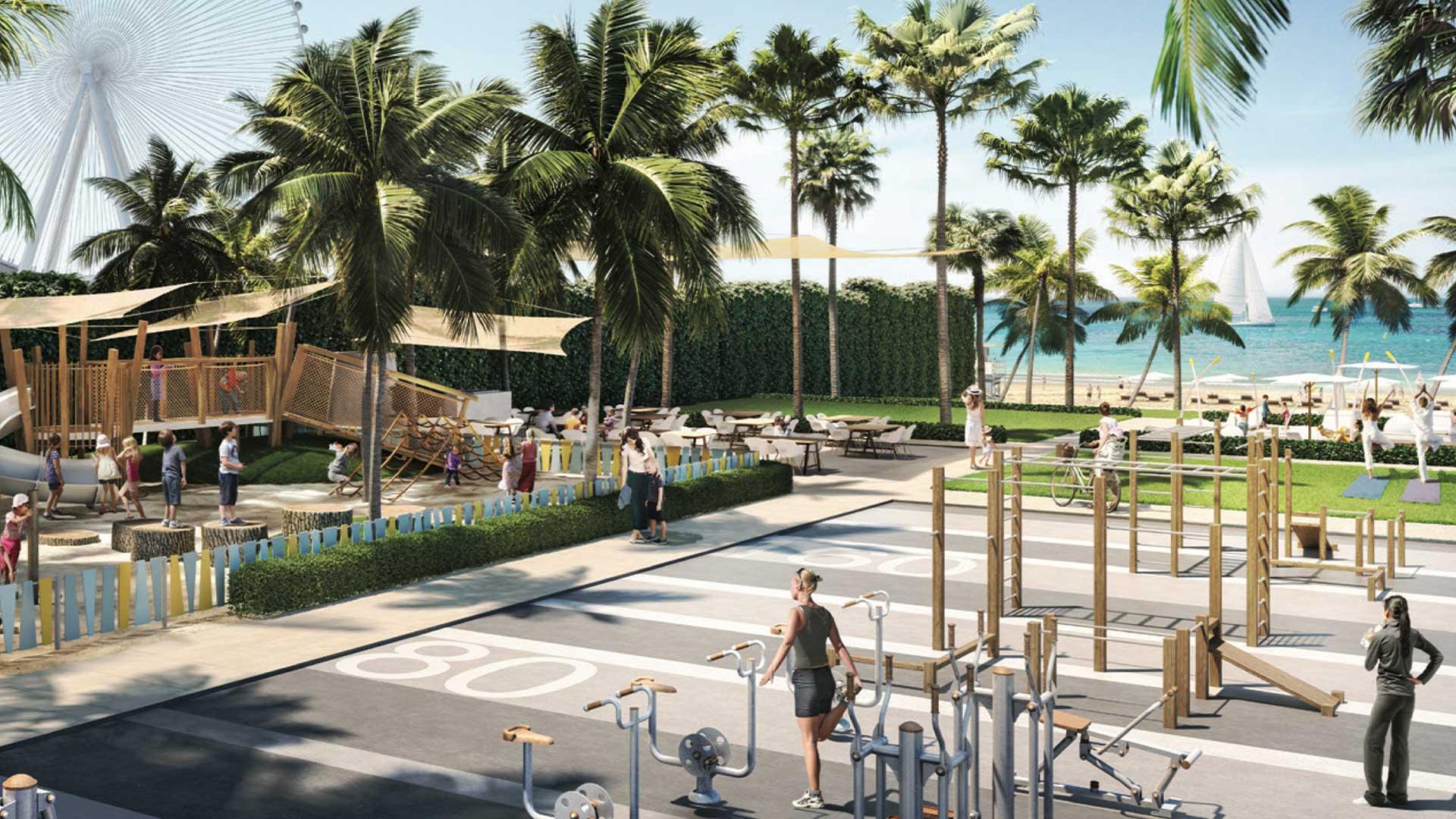 LA VIE, Jumeirah Beach Residence, Dubai, EAU – foto 4