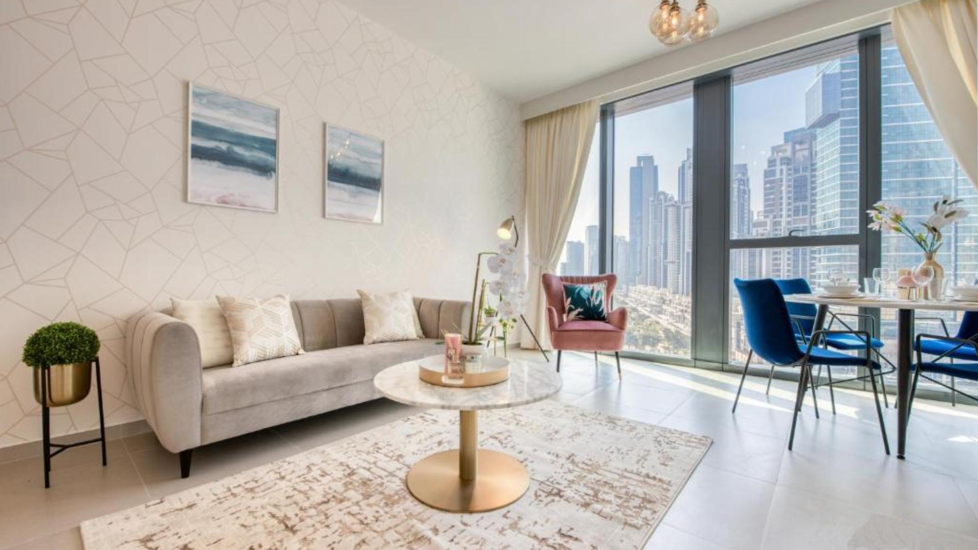 Apartamento en venta en Dubai, EAU, 1 dormitorio, 74 m2, № 24396 – foto 4