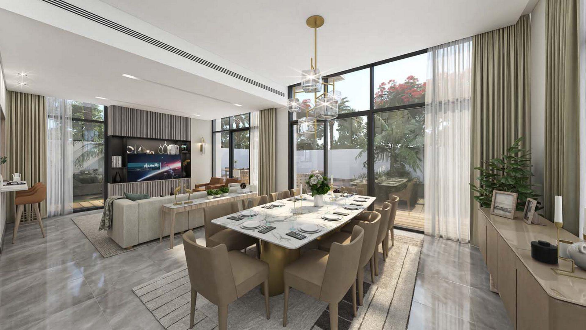 Adosado en venta en Dubai, EAU, 4 dormitorios, 457 m2, № 24532 – foto 6