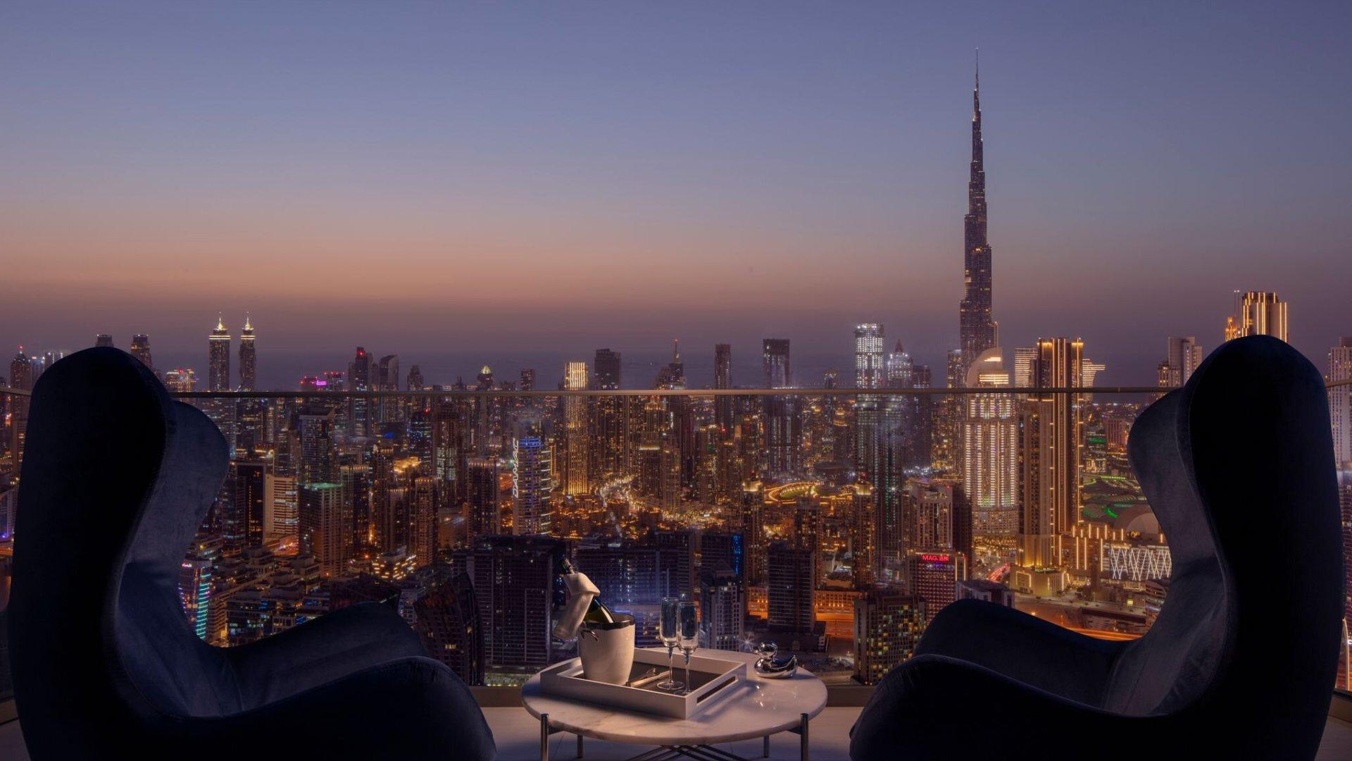 Apartamento en venta en Dubai, EAU, estudio, 62 m2, № 24347 – foto 2