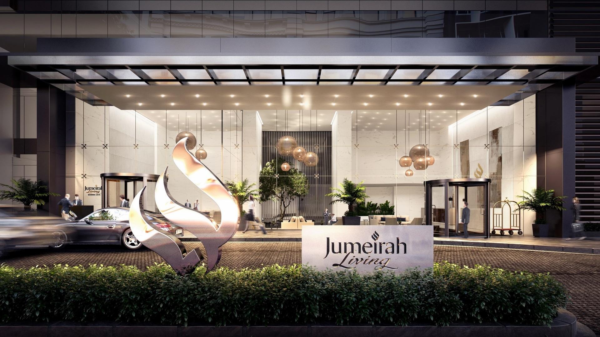 JUMEIRAH LIVING MARINA GATE, Dubai Marina, EAU – foto 11