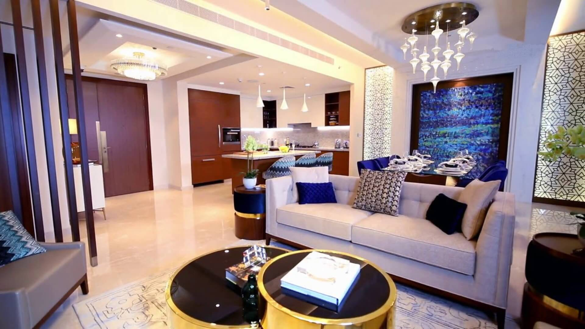 Apartamento en venta en Dubai, EAU, 3 dormitorios, 192 m2, № 24364 – foto 1
