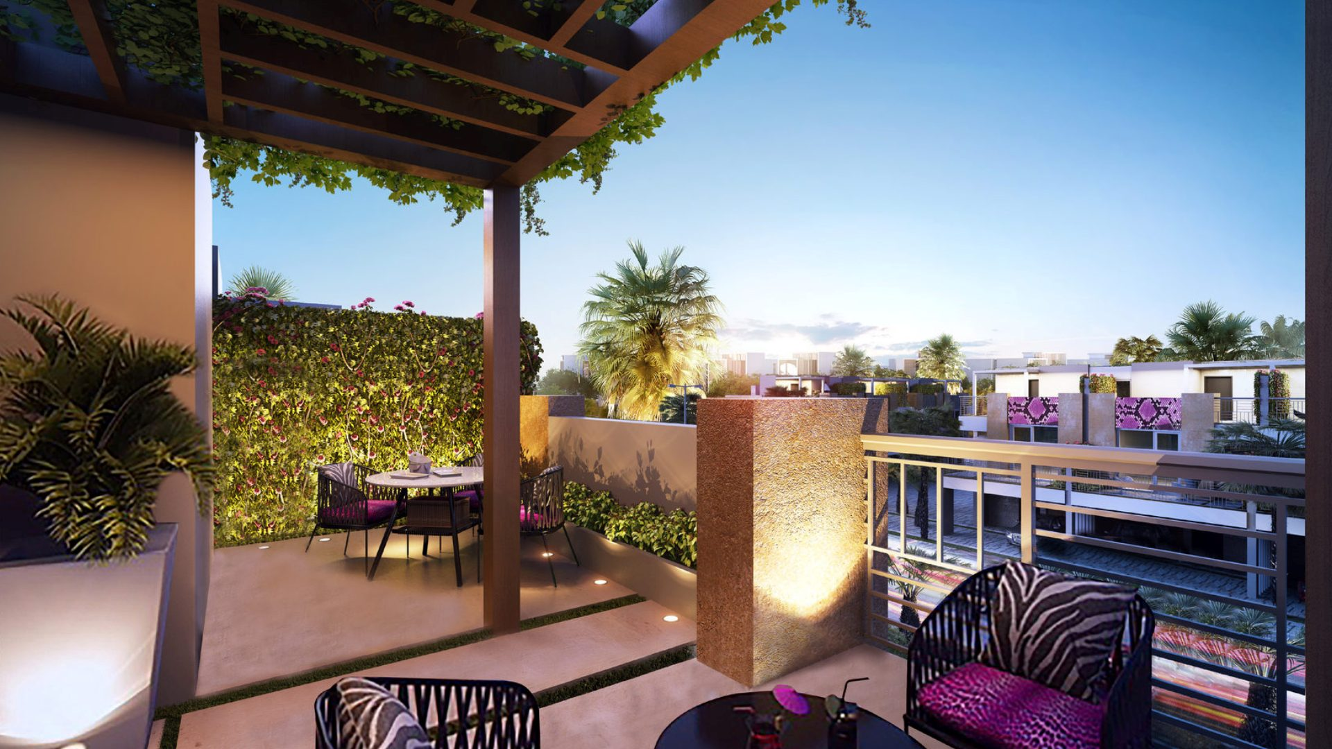 Villa en venta en Dubai, EAU, 3 dormitorios, 170 m2, № 24496 – foto 4