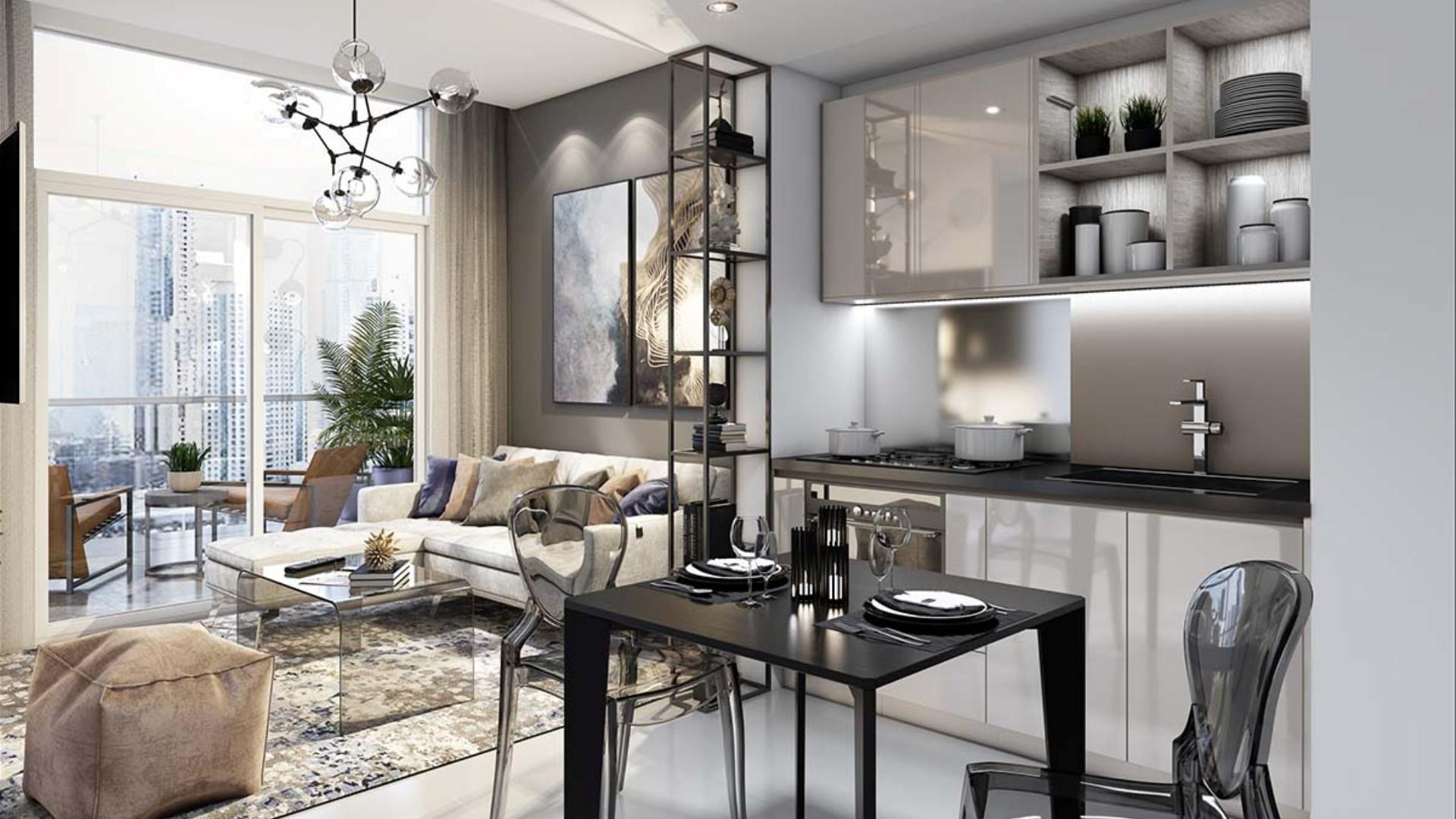 Apartamento en venta en Dubai, EAU, 3 dormitorios, 136 m2, № 24301 – foto 2