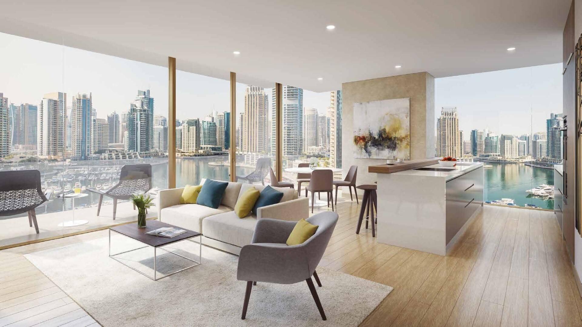Apartamento en venta en Dubai, EAU, estudio, 57 m2, № 24239 – foto 1