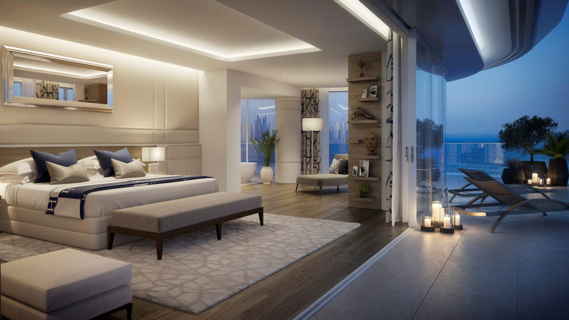 Ático en venta en Dubai, EAU, 3 dormitorios, 556 m2, № 24314 – foto 1