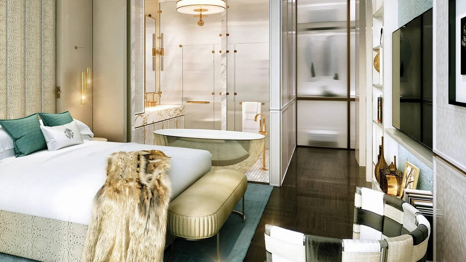 Apartamento en venta en Dubai, EAU, 1 dormitorio, 81 m2, № 24569 – foto 5