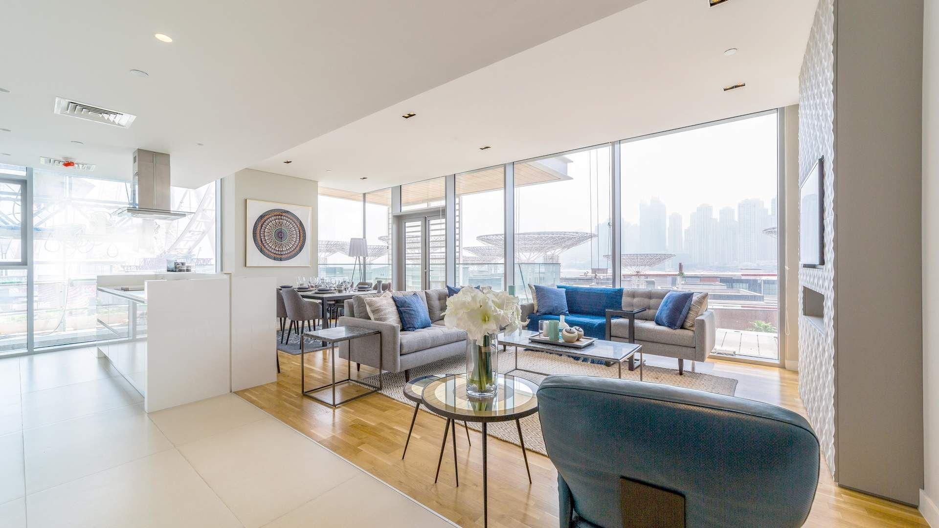 Apartamento en venta en Dubai, EAU, 1 dormitorio, 107 m2, № 24333 – foto 1