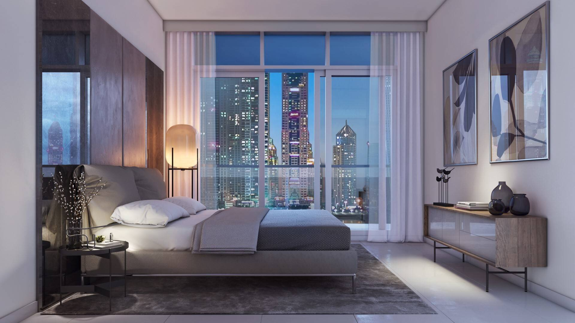 Apartamento en venta en Dubai, EAU, 2 dormitorios, 110 m2, № 24288 – foto 1