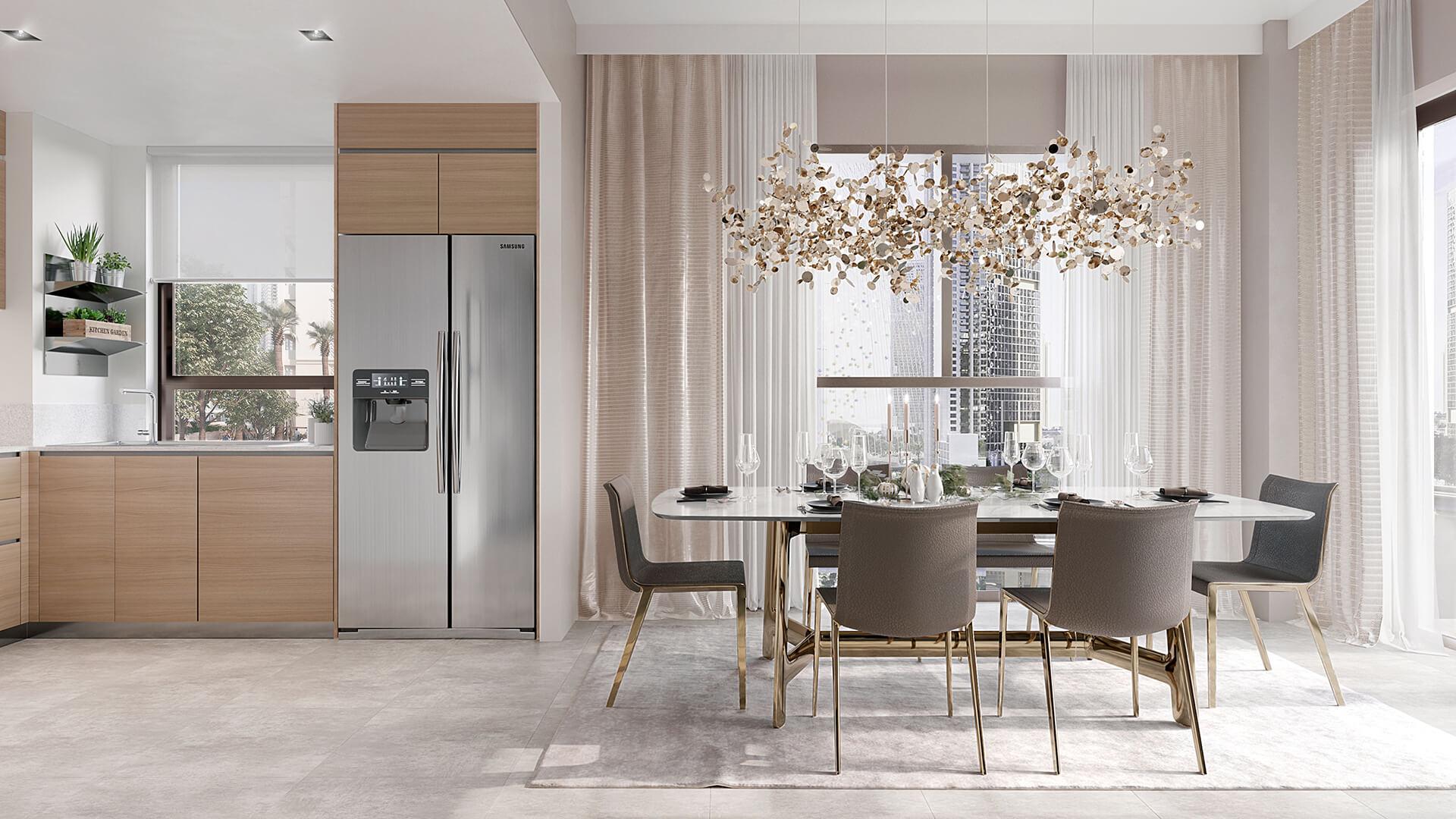 Apartamento en venta en Dubai, EAU, 3 dormitorios, 138 m2, № 24564 – foto 1
