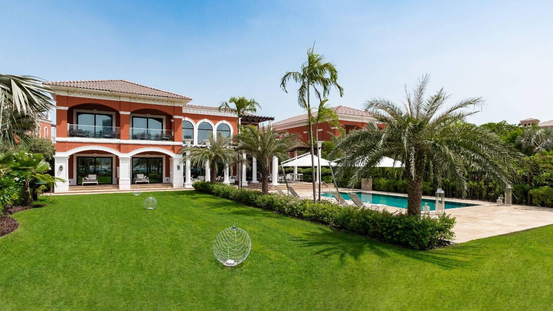 Villa en venta en Dubai, EAU, 7 dormitorios, 1103 m2, № 24257 – foto 1