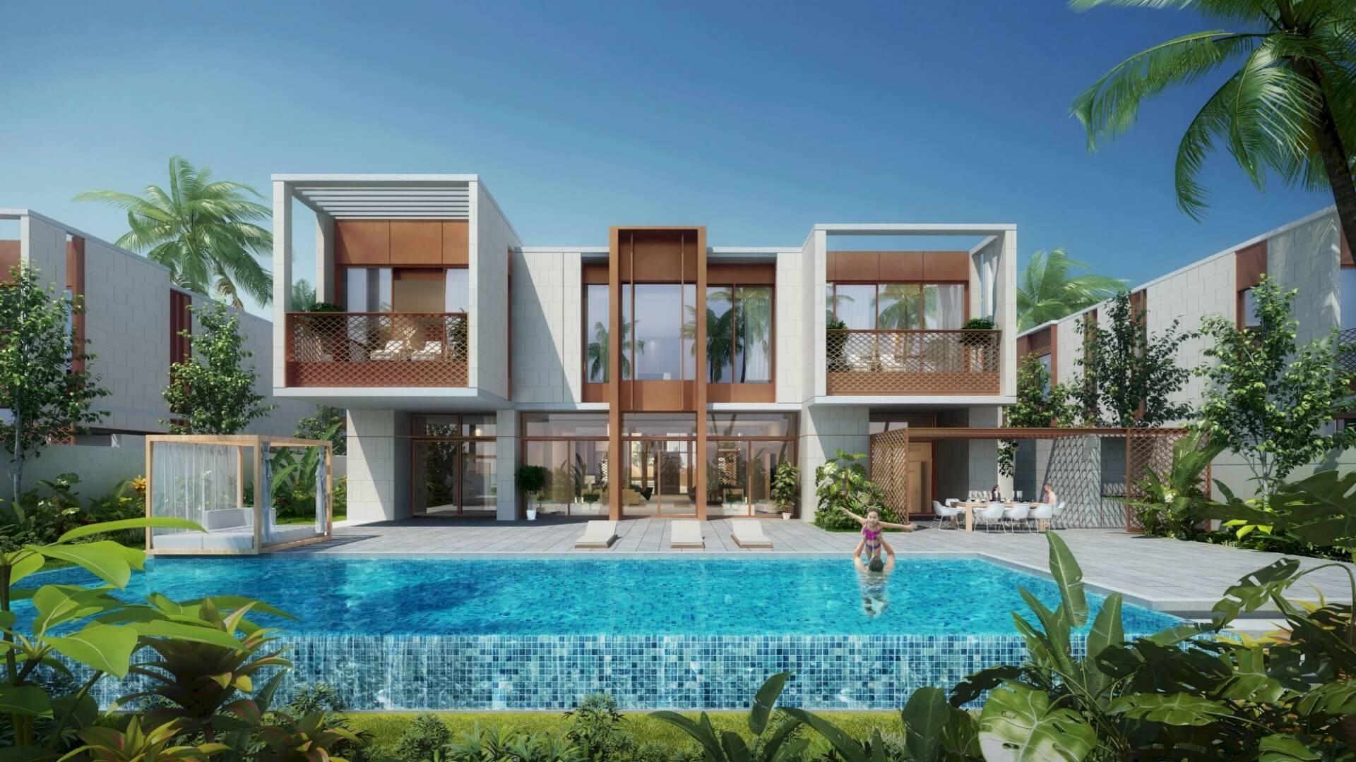 Villa en venta en Dubai, EAU, 5 dormitorios, 644 m2, № 24379 – foto 2