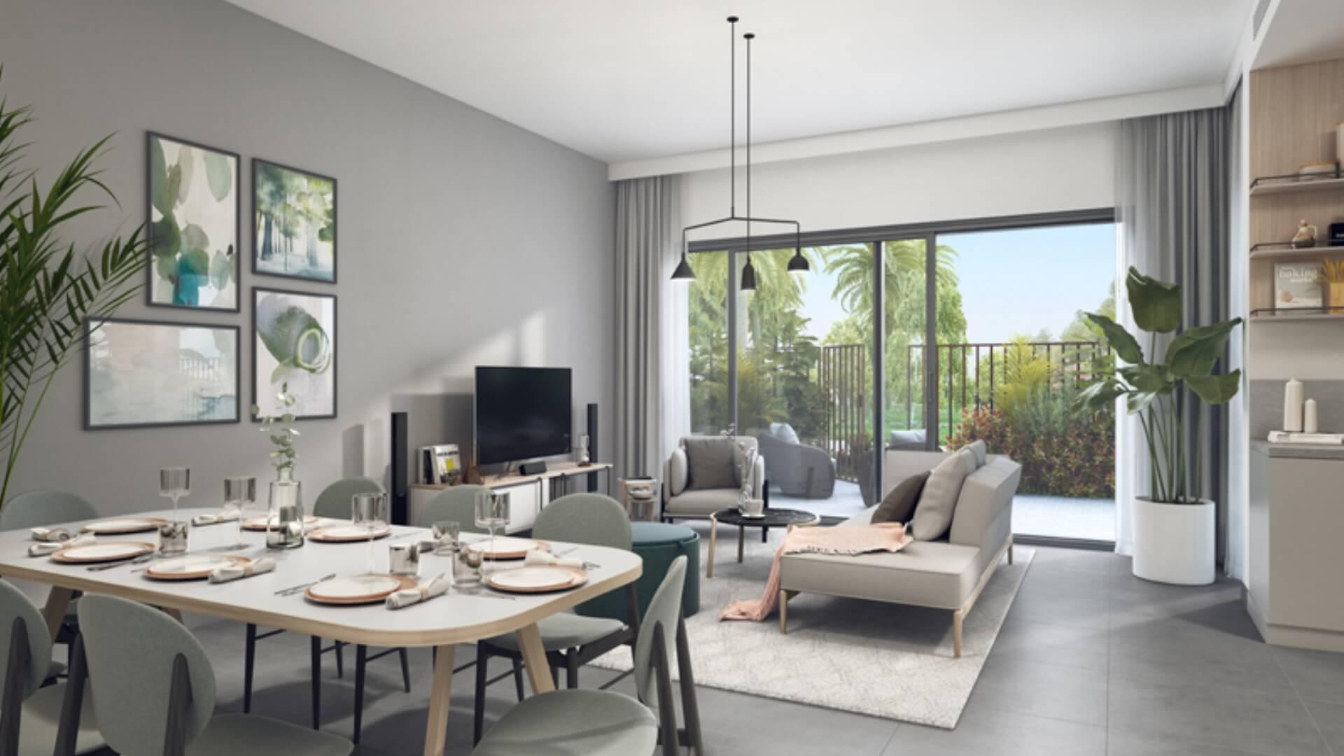 Adosado en venta en Dubai, EAU, 4 dormitorios, 231 m2, № 24352 – foto 1