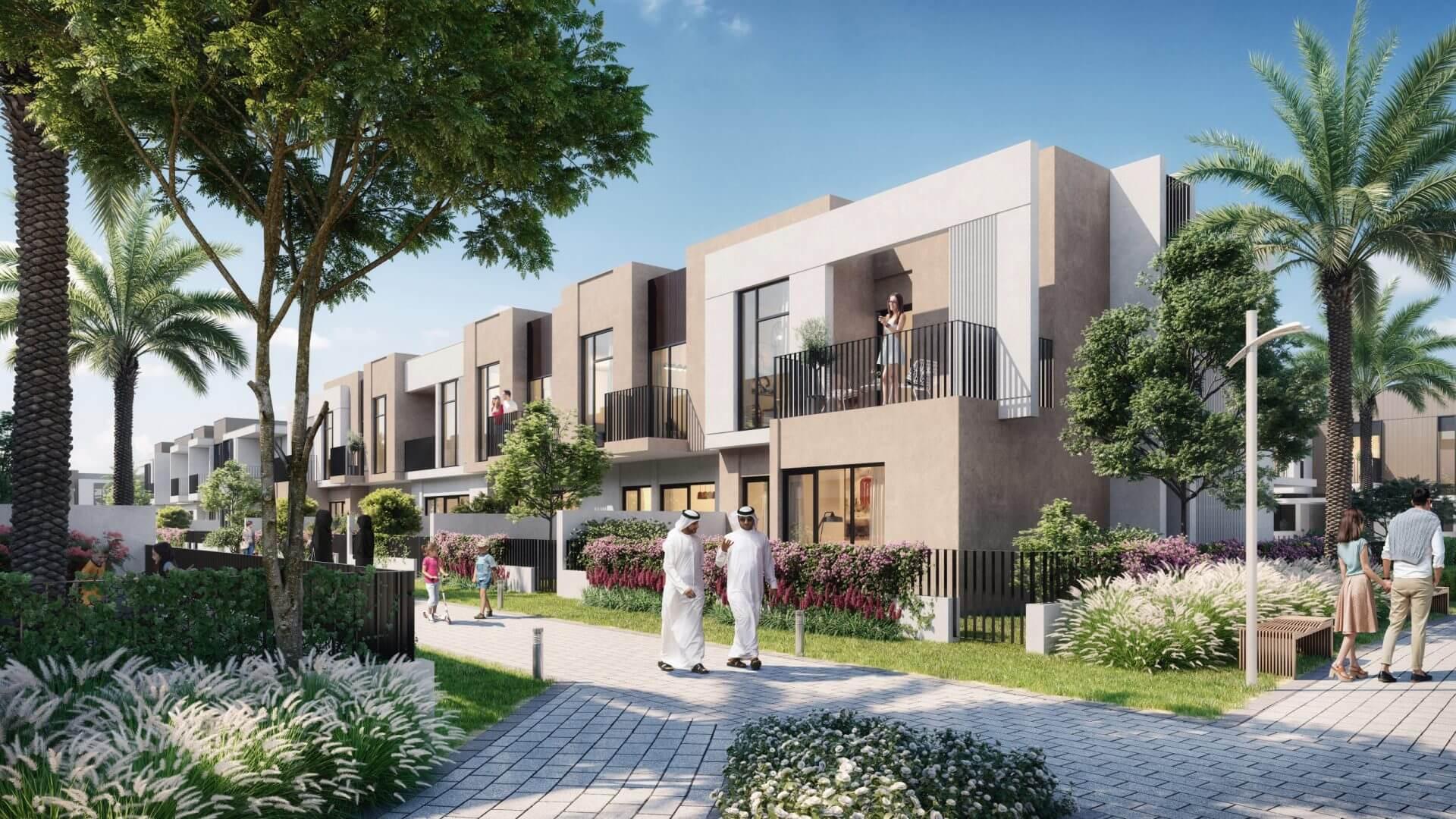 Villa en venta en Dubai, EAU, 4 dormitorios, 228 m2, № 24256 – foto 3