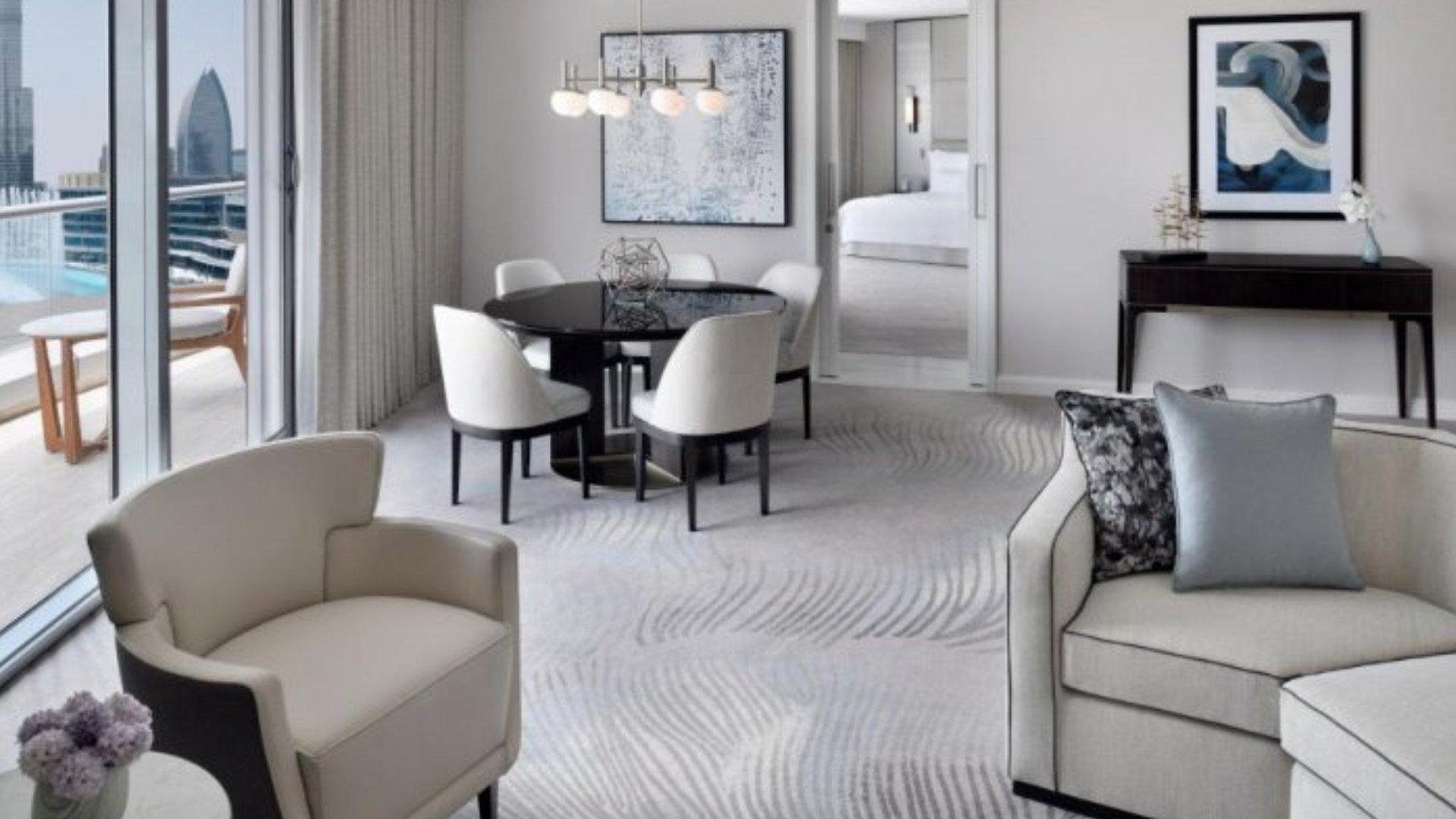 Ático en venta en Dubai, EAU, 4 dormitorios, 300 m2, № 24325 – foto 1