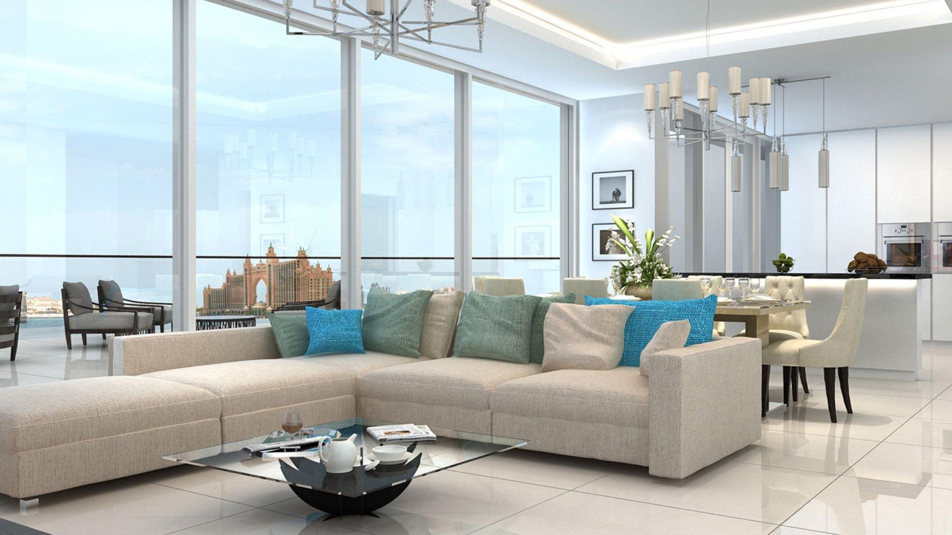 Apartamento en venta en Dubai, EAU, 1 dormitorio, 79 m2, № 24360 – foto 2