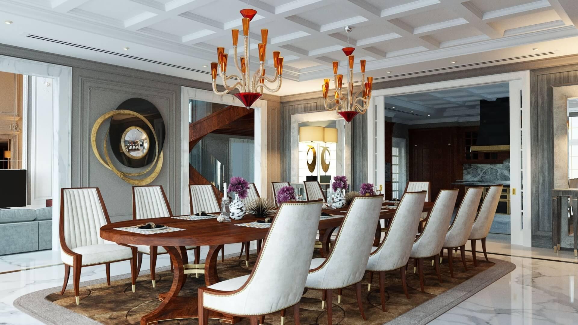 Villa en venta en Dubai, EAU, 7 dormitorios, 1103 m2, № 24257 – foto 3