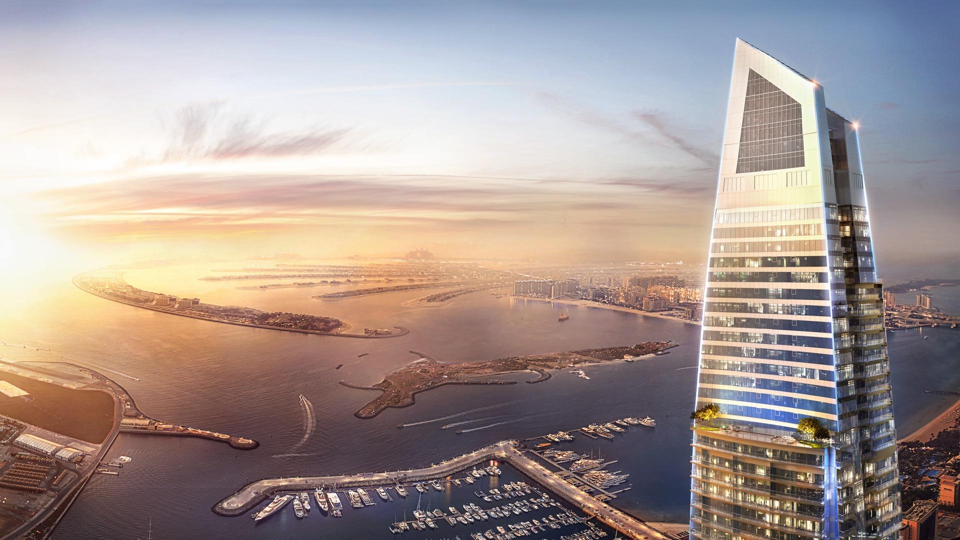 DAMAC HEIGHTS, Dubai Marina, EAU – foto 1