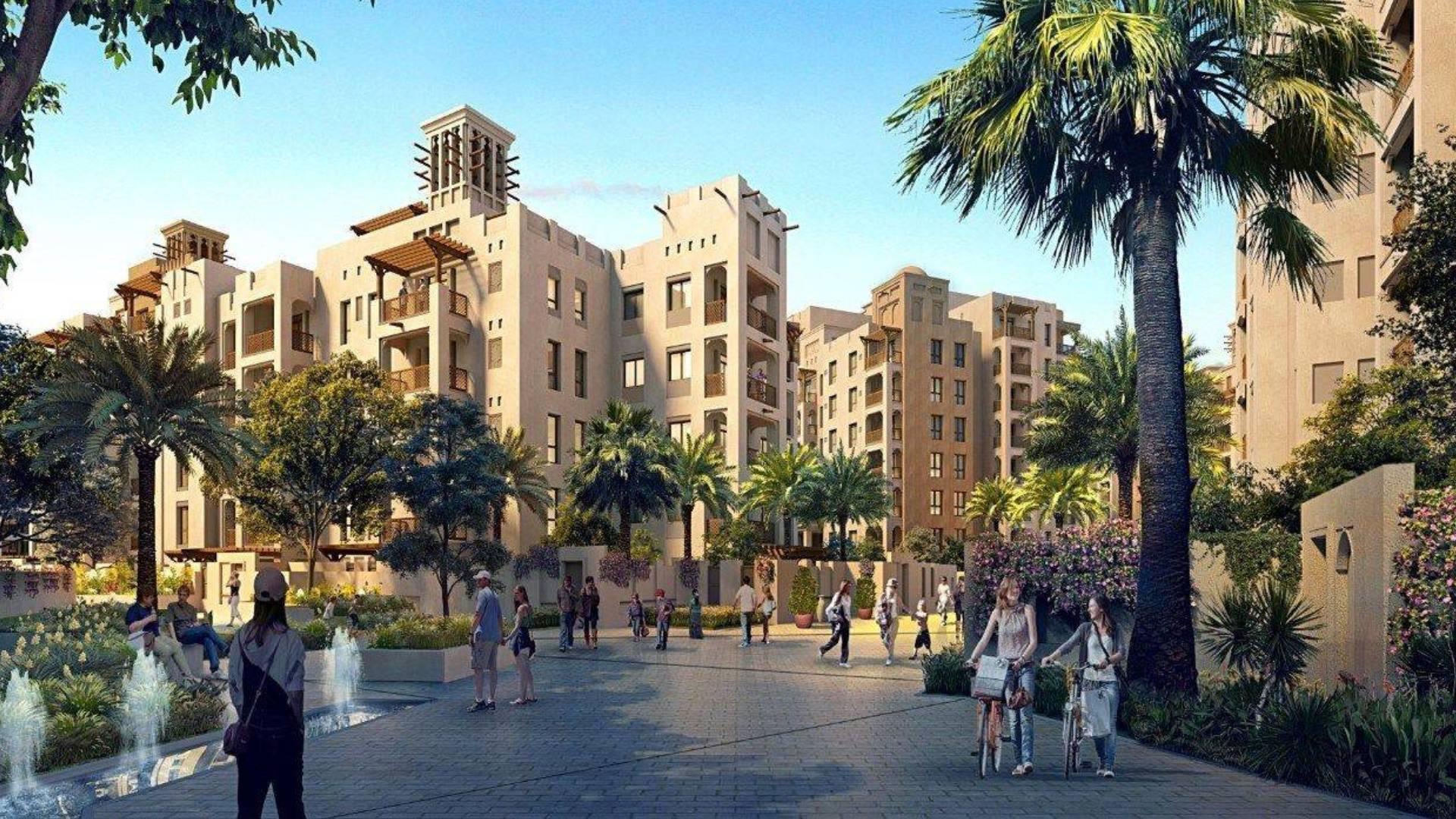 Apartamento en venta en Dubai, EAU, 1 dormitorio, 76 m2, № 24294 – foto 4