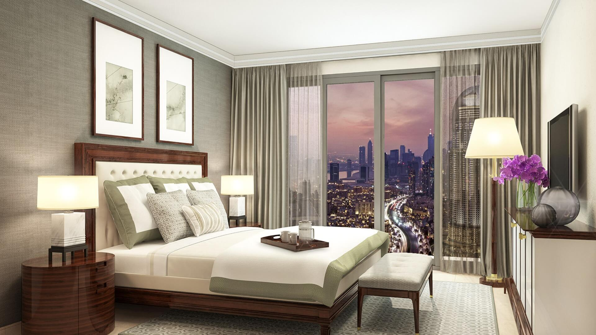 Apartamento en venta en Dubai, EAU, 1 dormitorio, 74 m2, № 24336 – foto 3