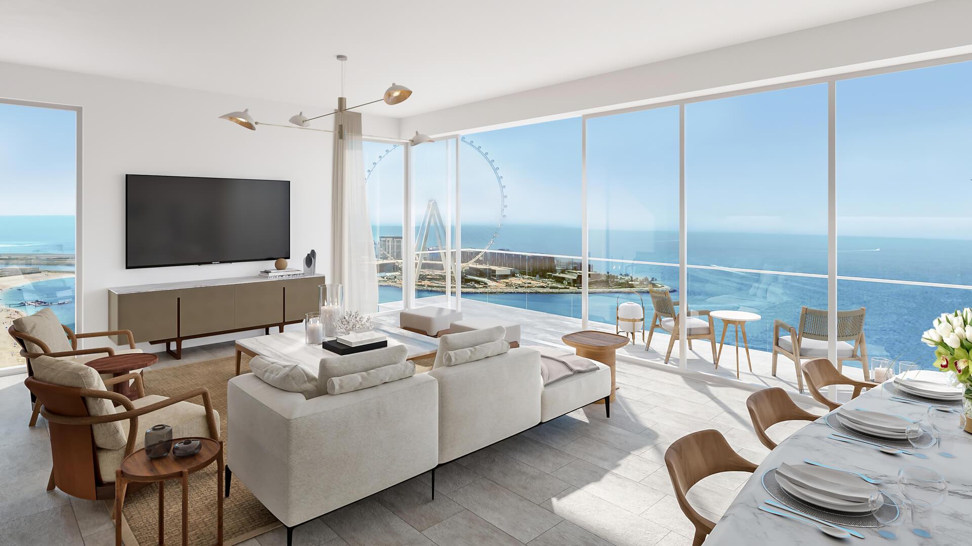 Apartamento en venta en Dubai, EAU, 4 dormitorios, 186 m2, № 24552 – foto 1