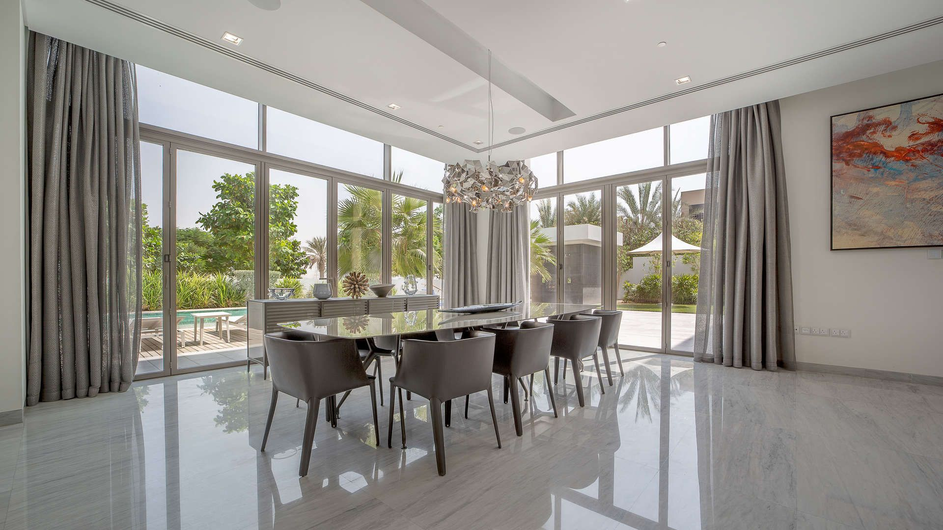 Villa en venta en Dubai, EAU, 4 dormitorios, 572 m2, № 24429 – foto 1