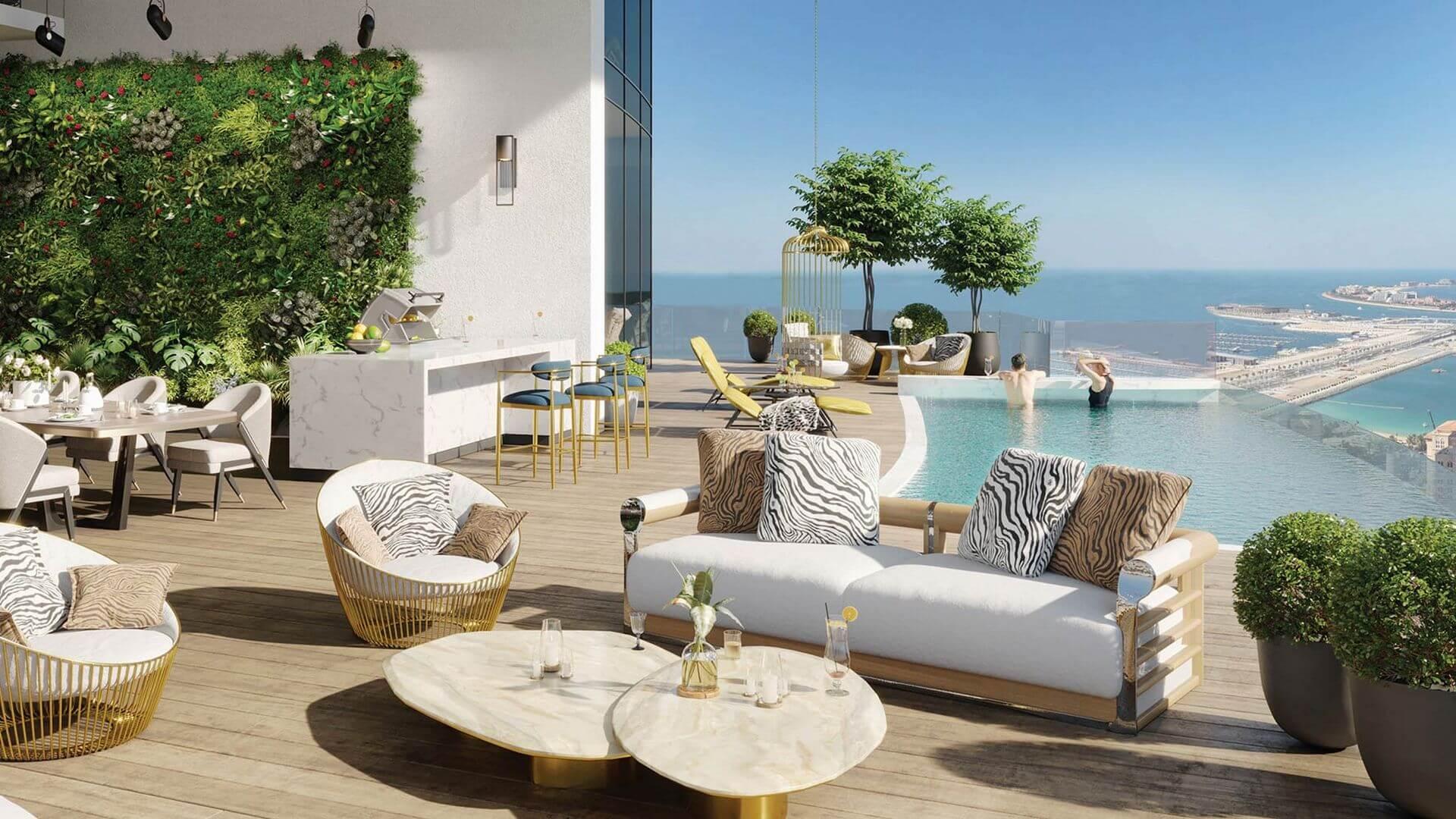 Apartamento en venta en Dubai, EAU, 1 dormitorio, 85 m2, № 24570 – foto 5