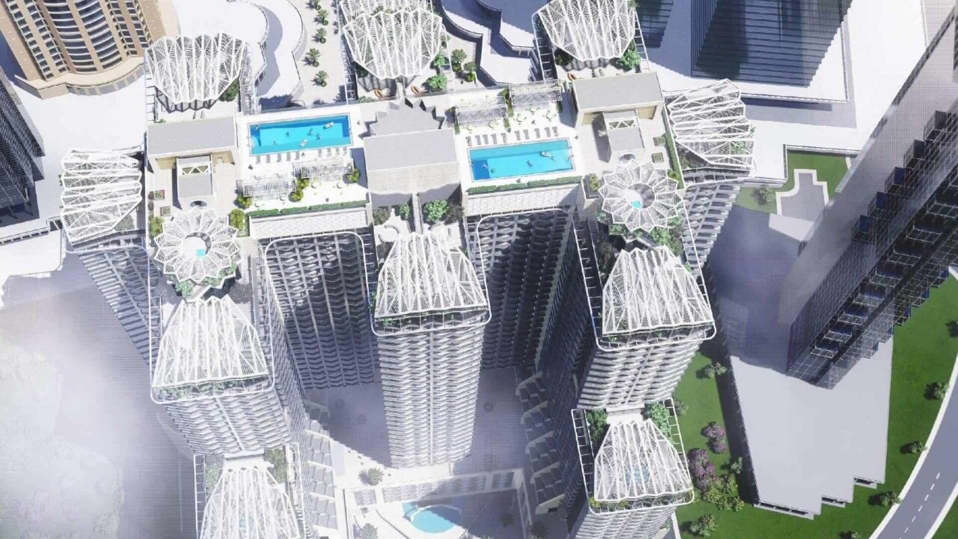GOLF VIEWS SEVEN CITY, Jumeirah Lake Towers, Dubai, EAU – foto 6
