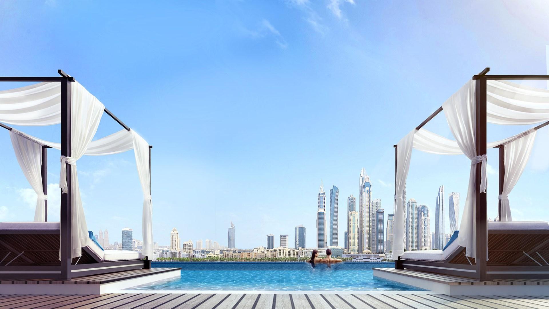 Apartamento en venta en Dubai, EAU, 1 dormitorio, 75 m2, № 24400 – foto 5