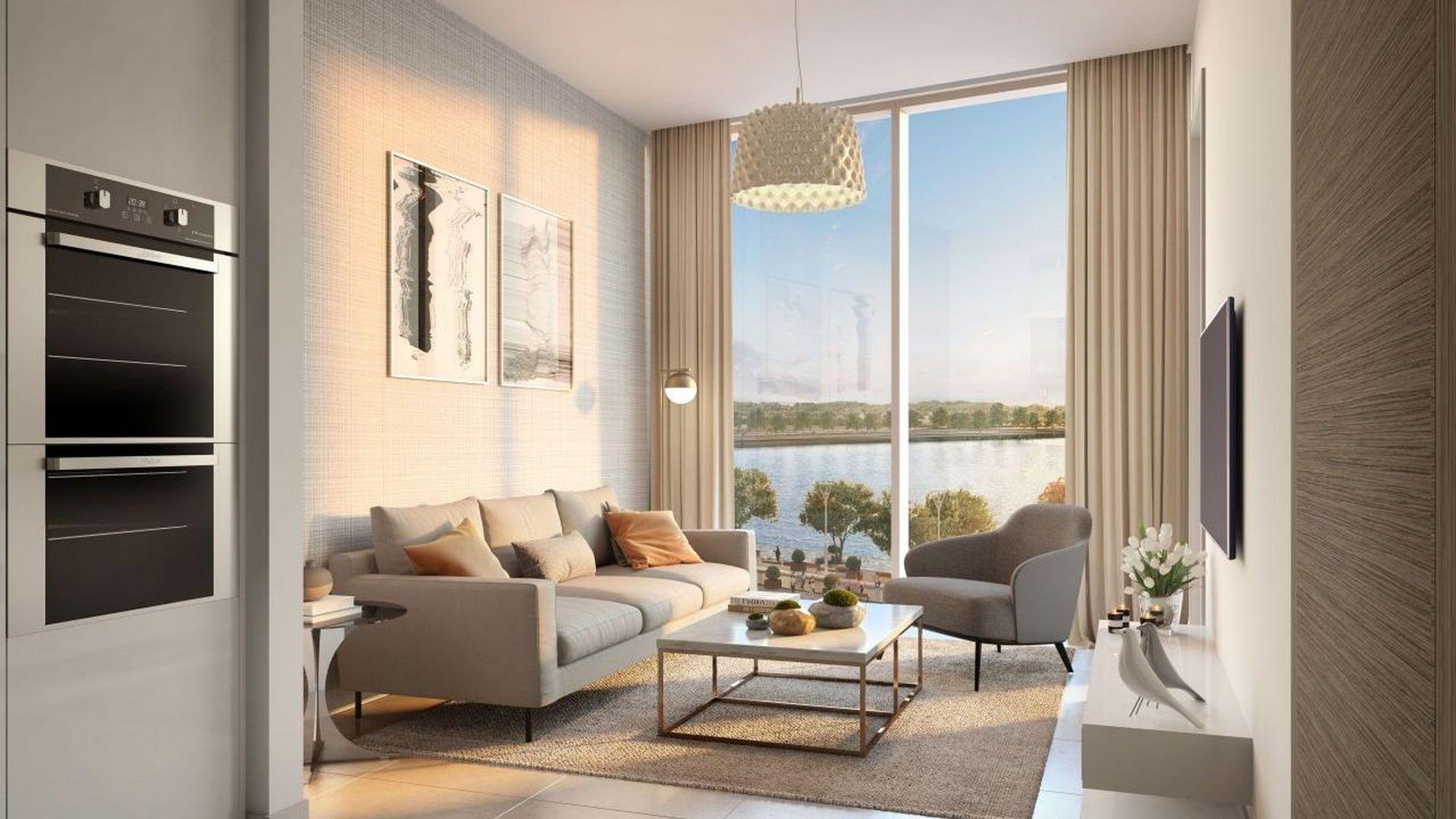 Apartamento en venta en Dubai, EAU, 1 dormitorio, 57 m2, № 24537 – foto 7