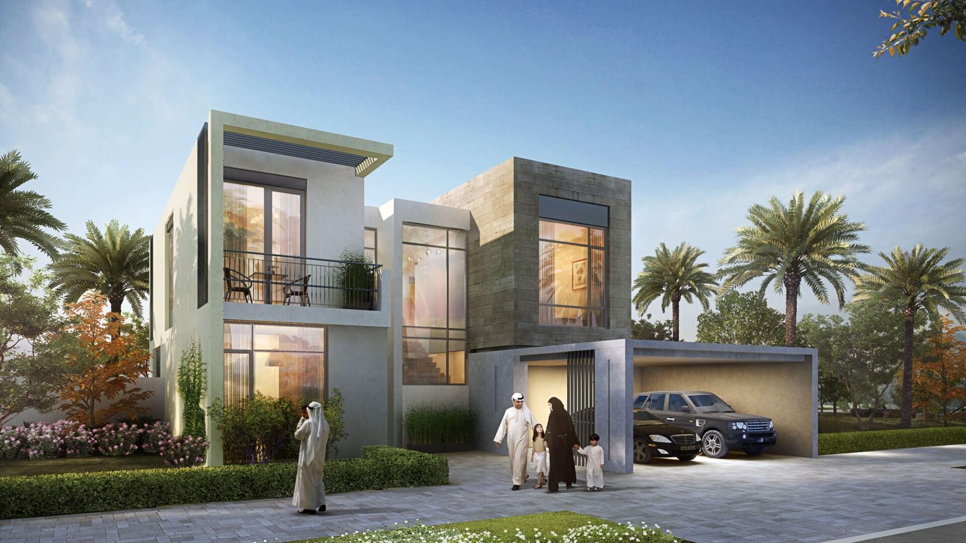Villa en venta en Dubai, EAU, 3 dormitorios, 180 m2, № 24246 – foto 1