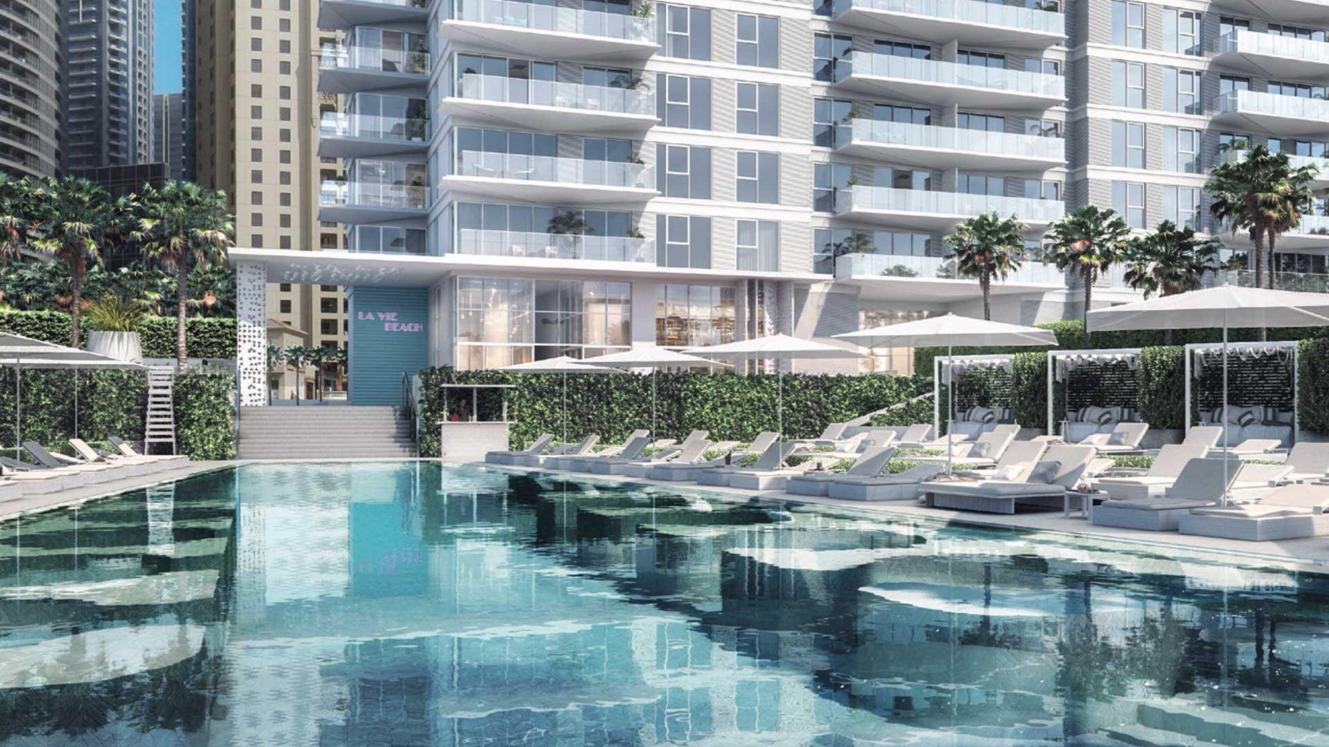 LA VIE, Jumeirah Beach Residence, Dubai, EAU – foto 5
